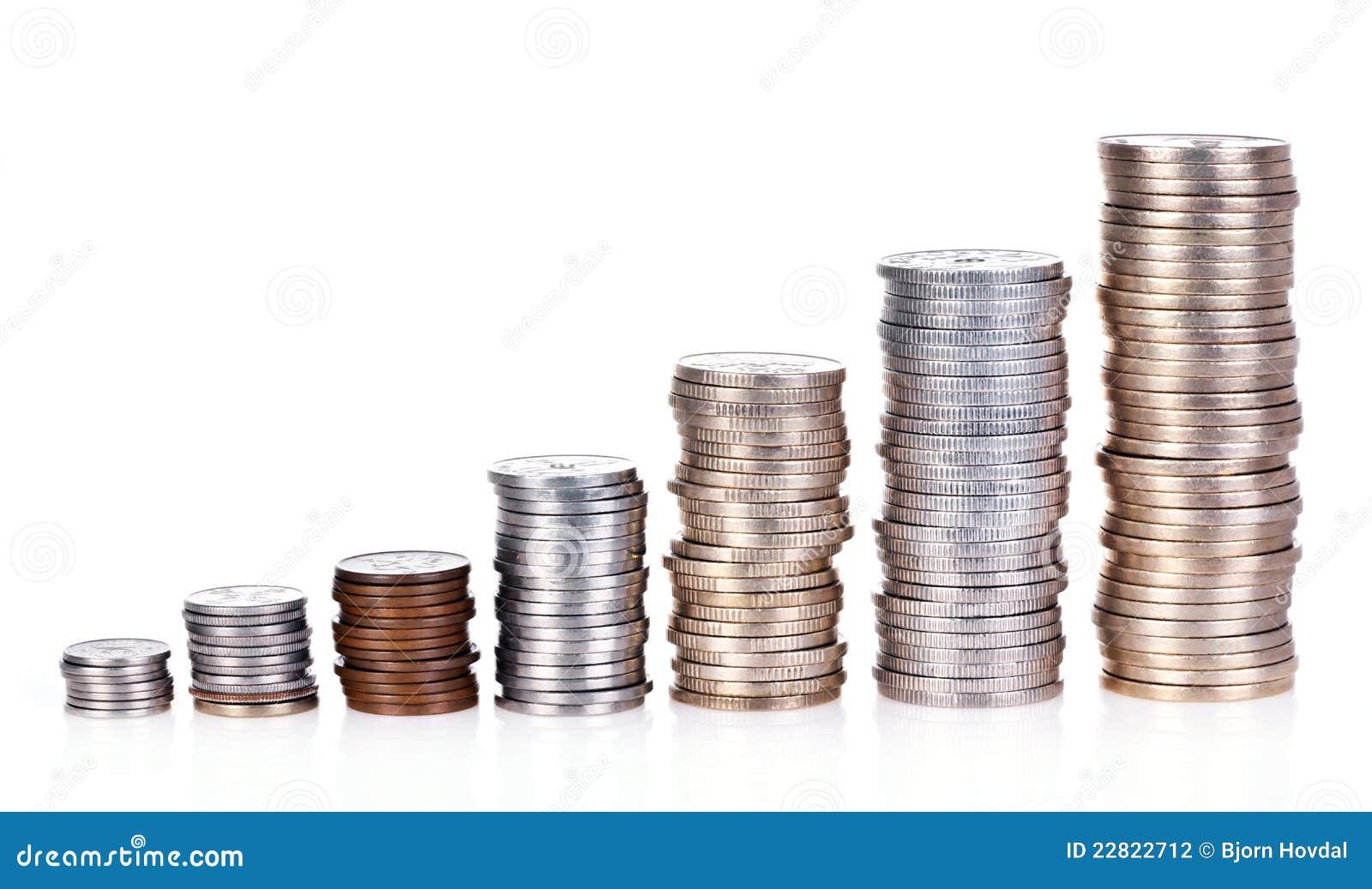 Crescimento de dinheiro