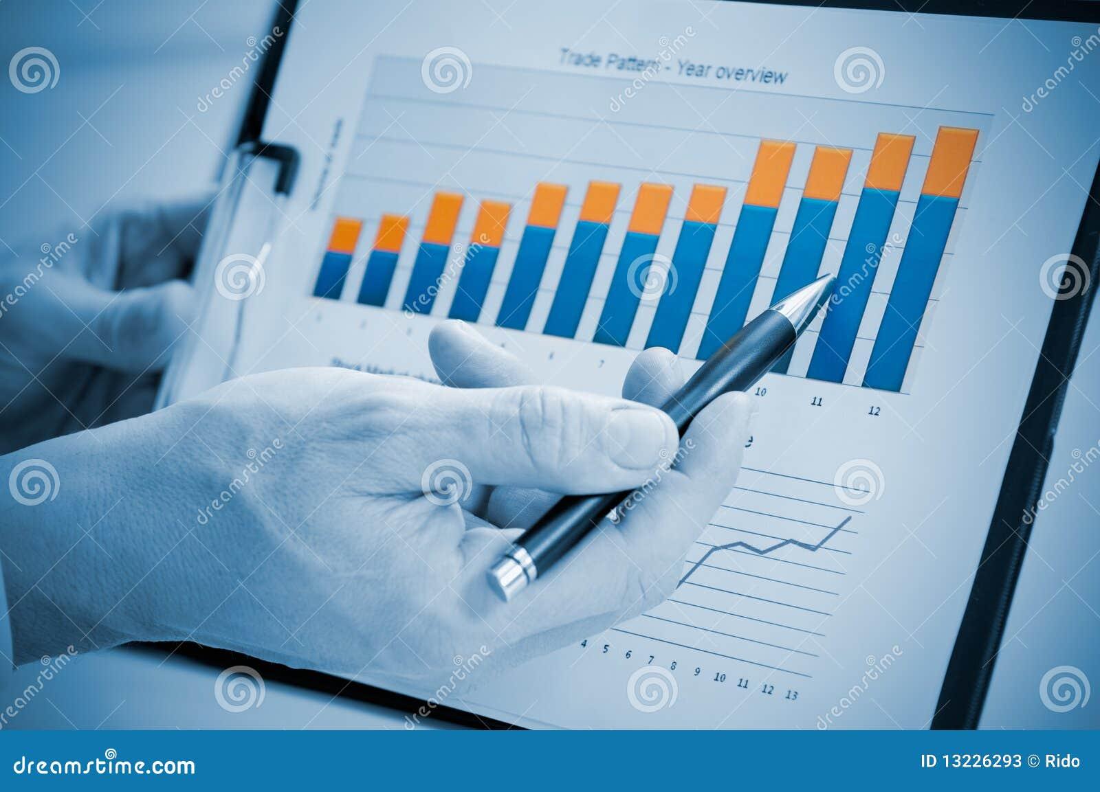 Crescimento e informe anual bem sucedido