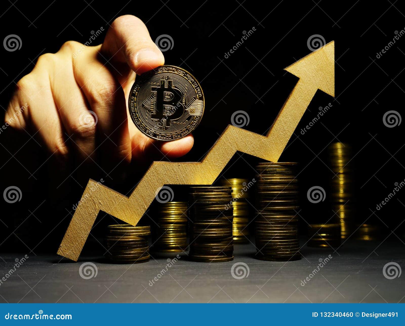 commercio bitcoin per ondulazione