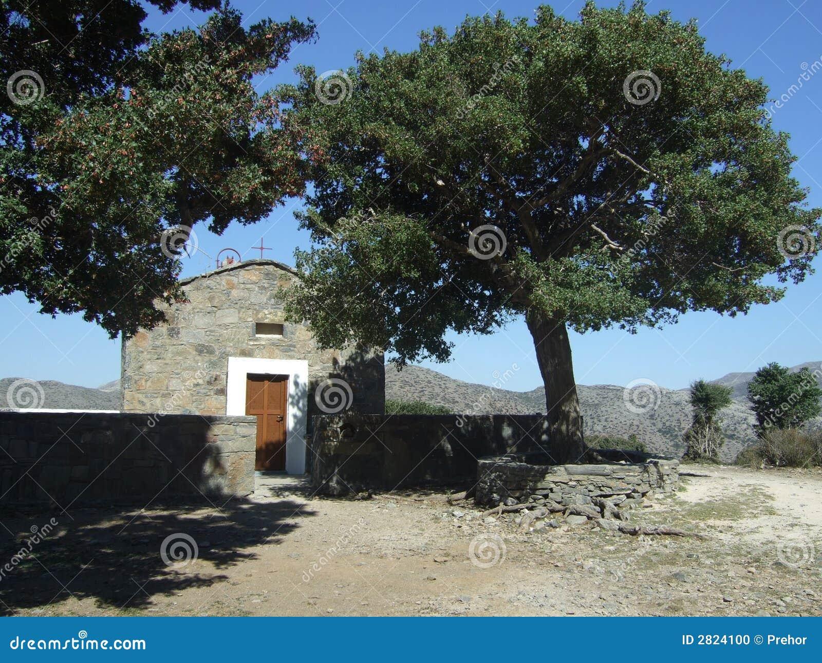 Cretan Chapel