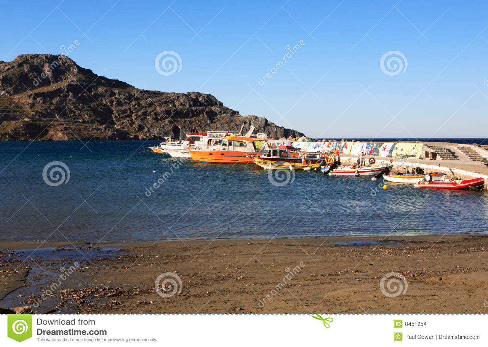 Crete hamnplakias