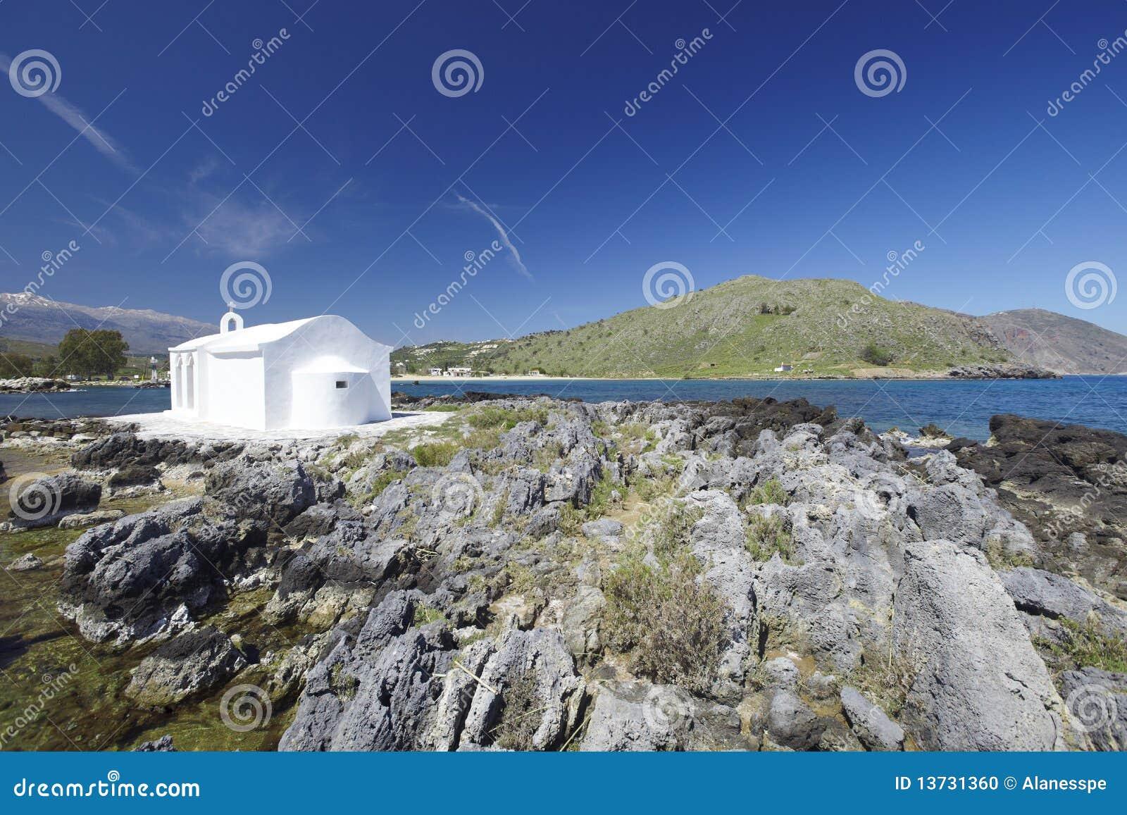 Crete, iglesia, Grecia