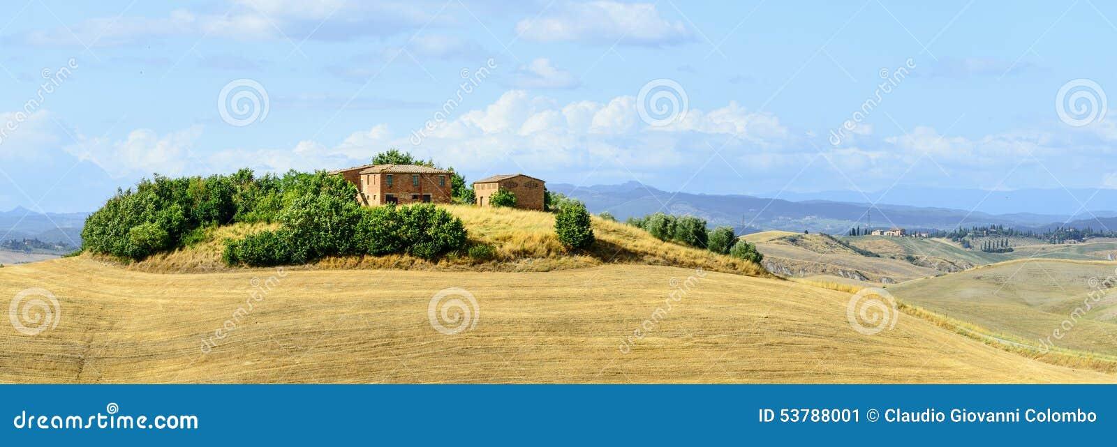 Crete Senesi Tuscany, Włochy (,)