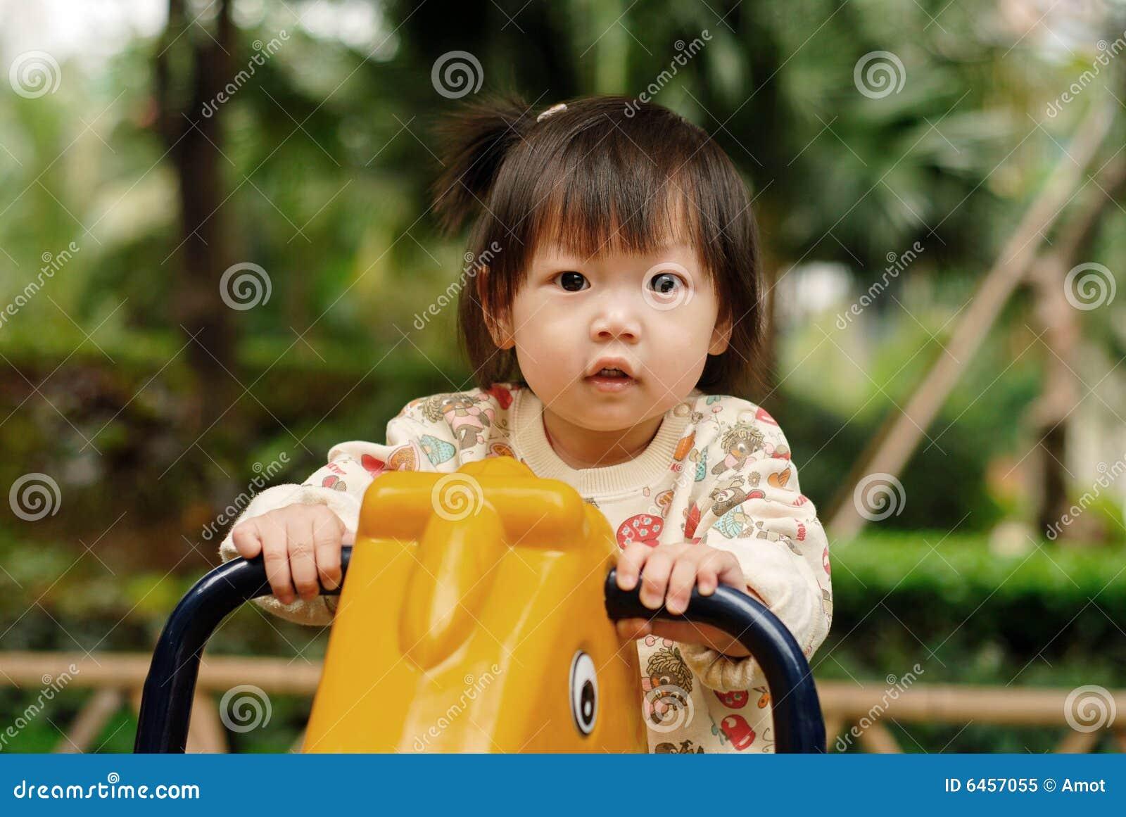 Criança chinesa