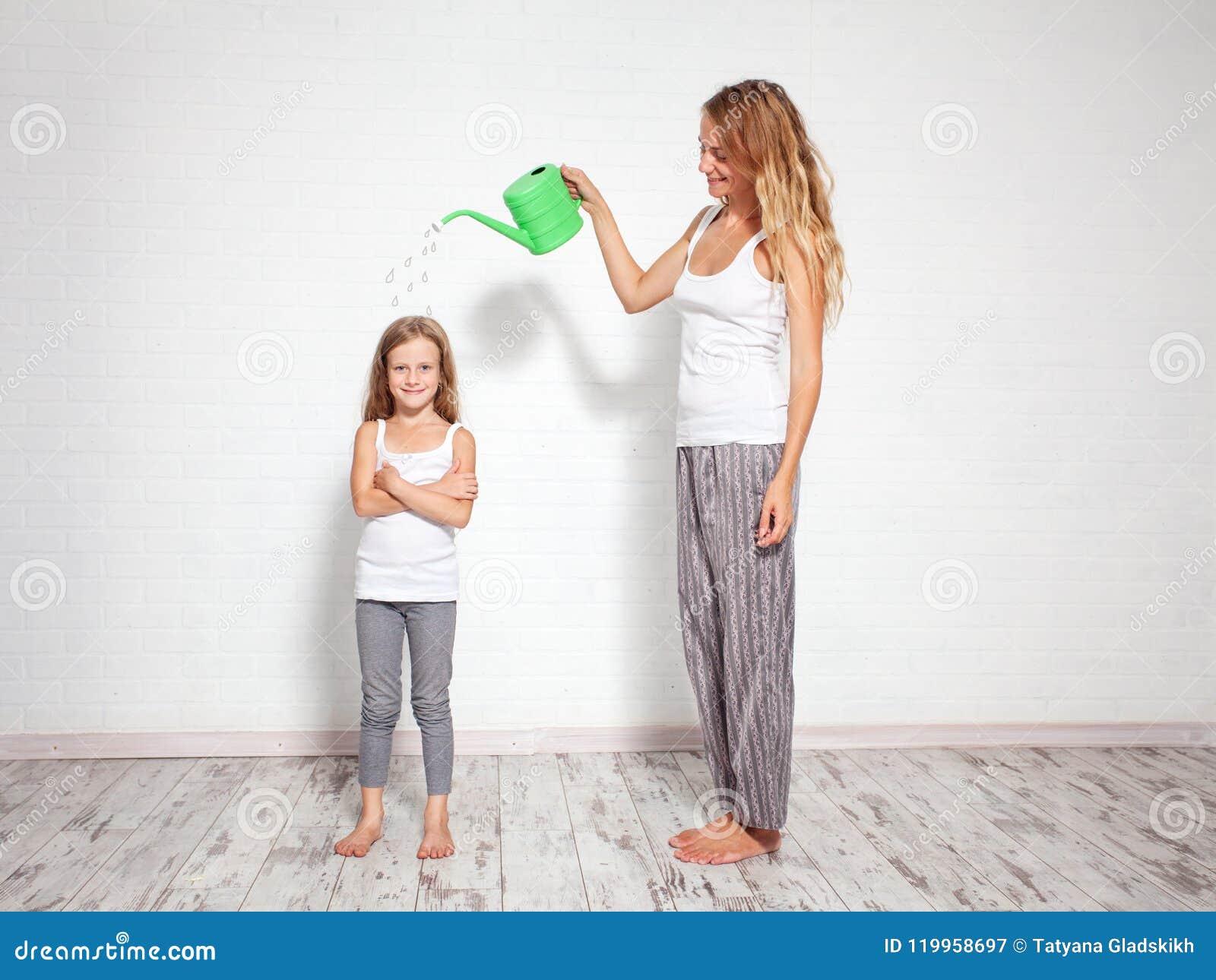 Criança da educação Família