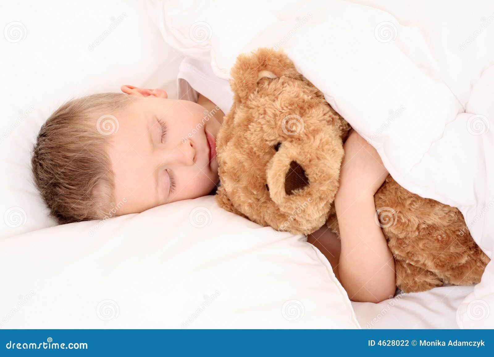 Criança de sono