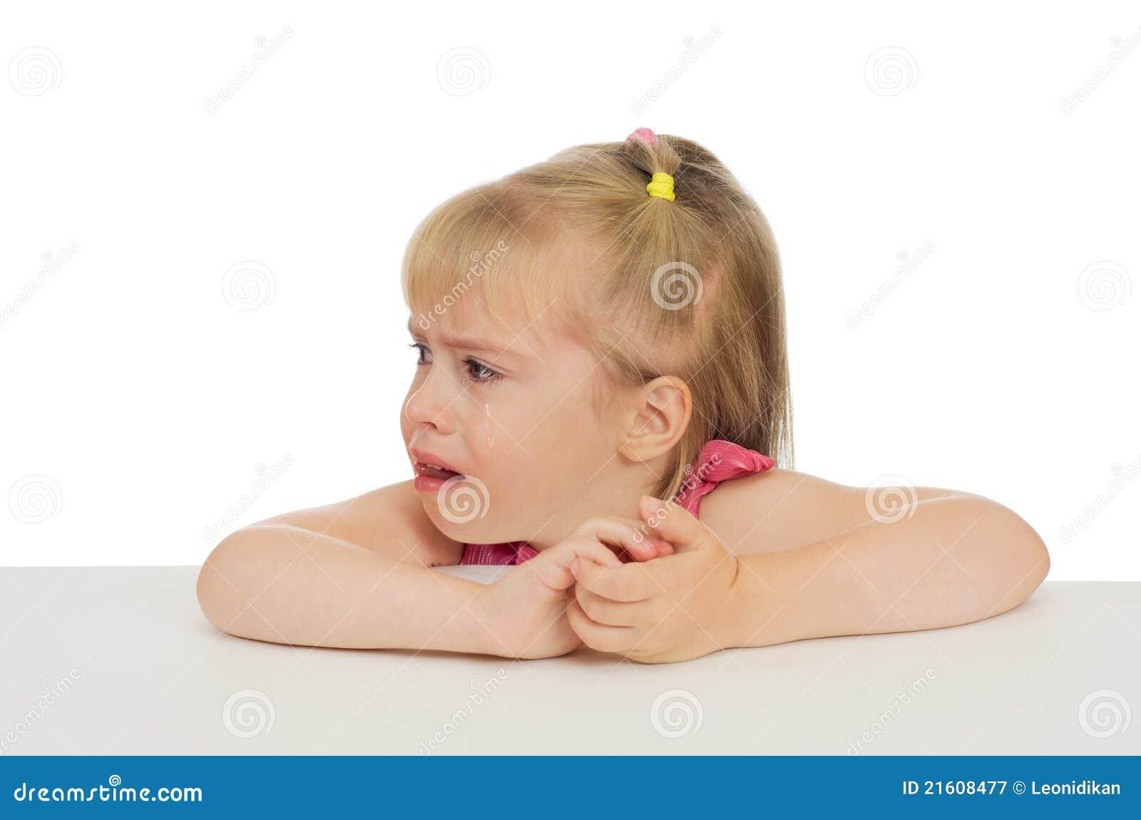 Criança nos rasgos