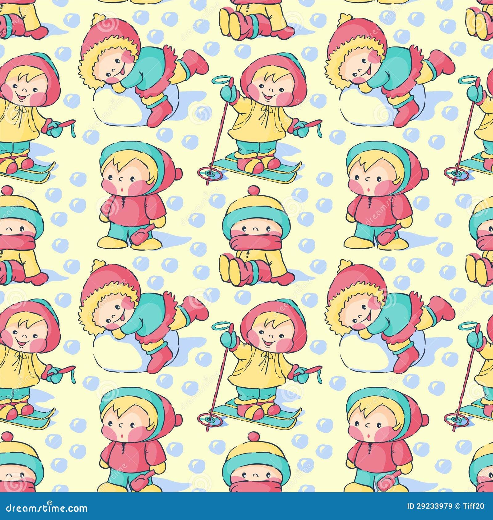 Download Crianças ilustração do vetor. Ilustração de jogo, saúde - 29233979