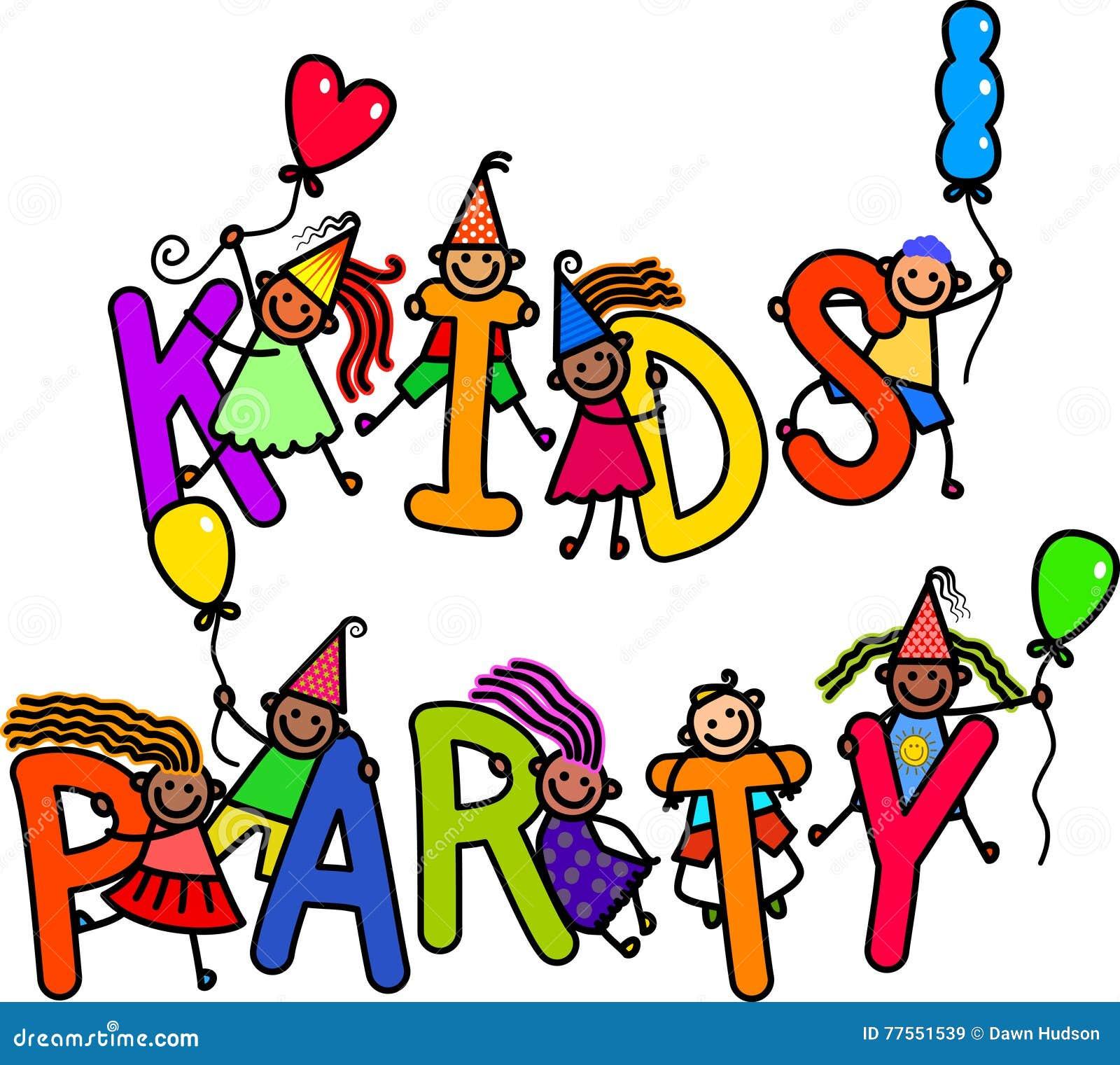 Crianças do partido