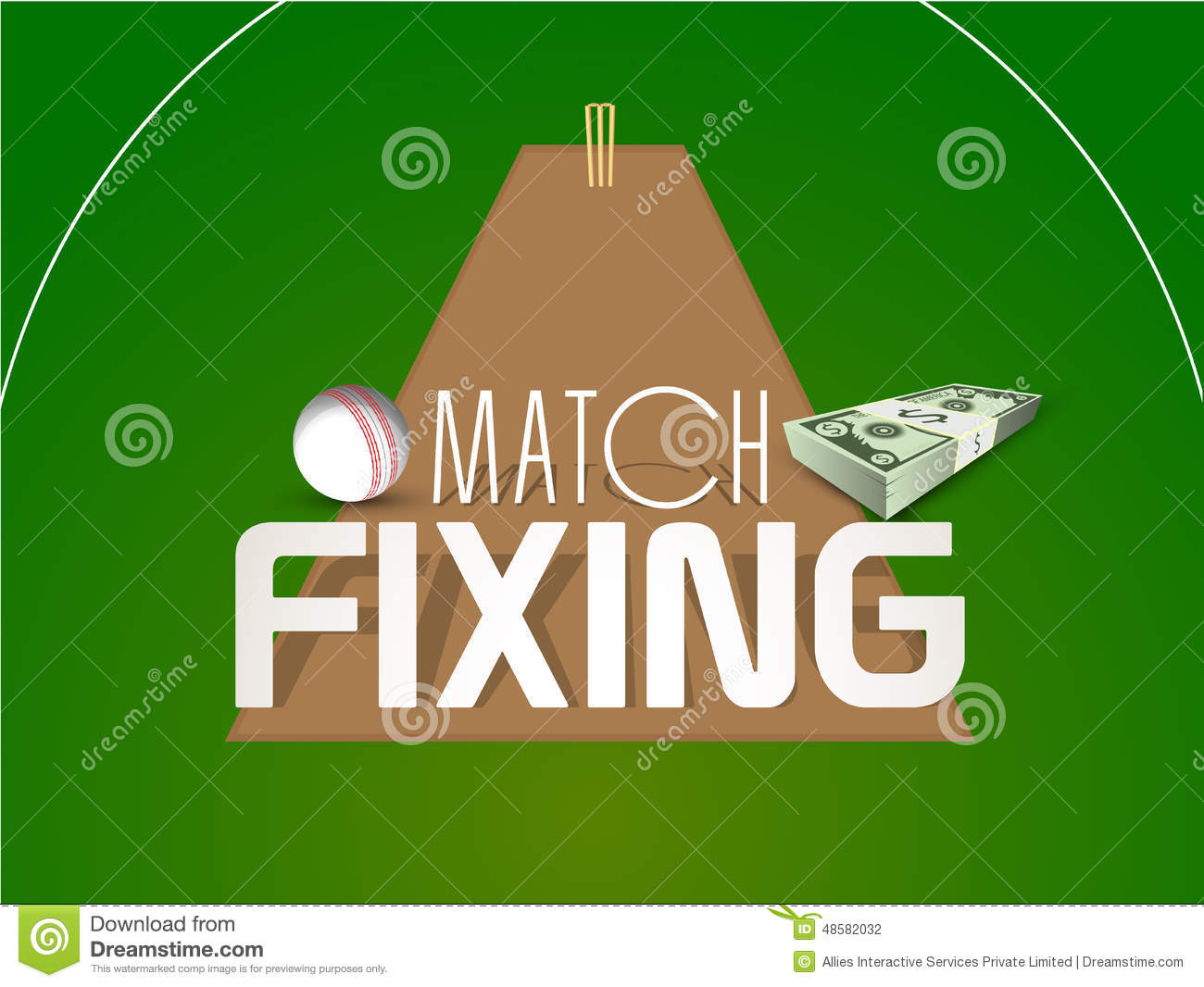 crickets match fixing Colombo: sri lankan cricket's anti-corruption unit detained two indian spectators on suspicion of match-fixing during a domestic twenty20 league game, officials said on wednesday.