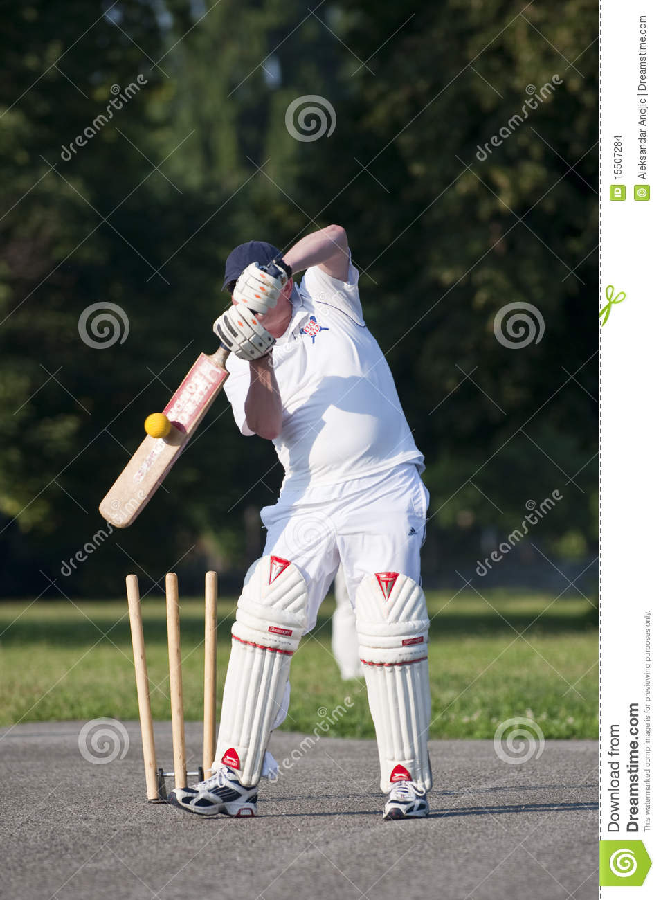 Cricket Sport Editorial Stock Image Image Of Field