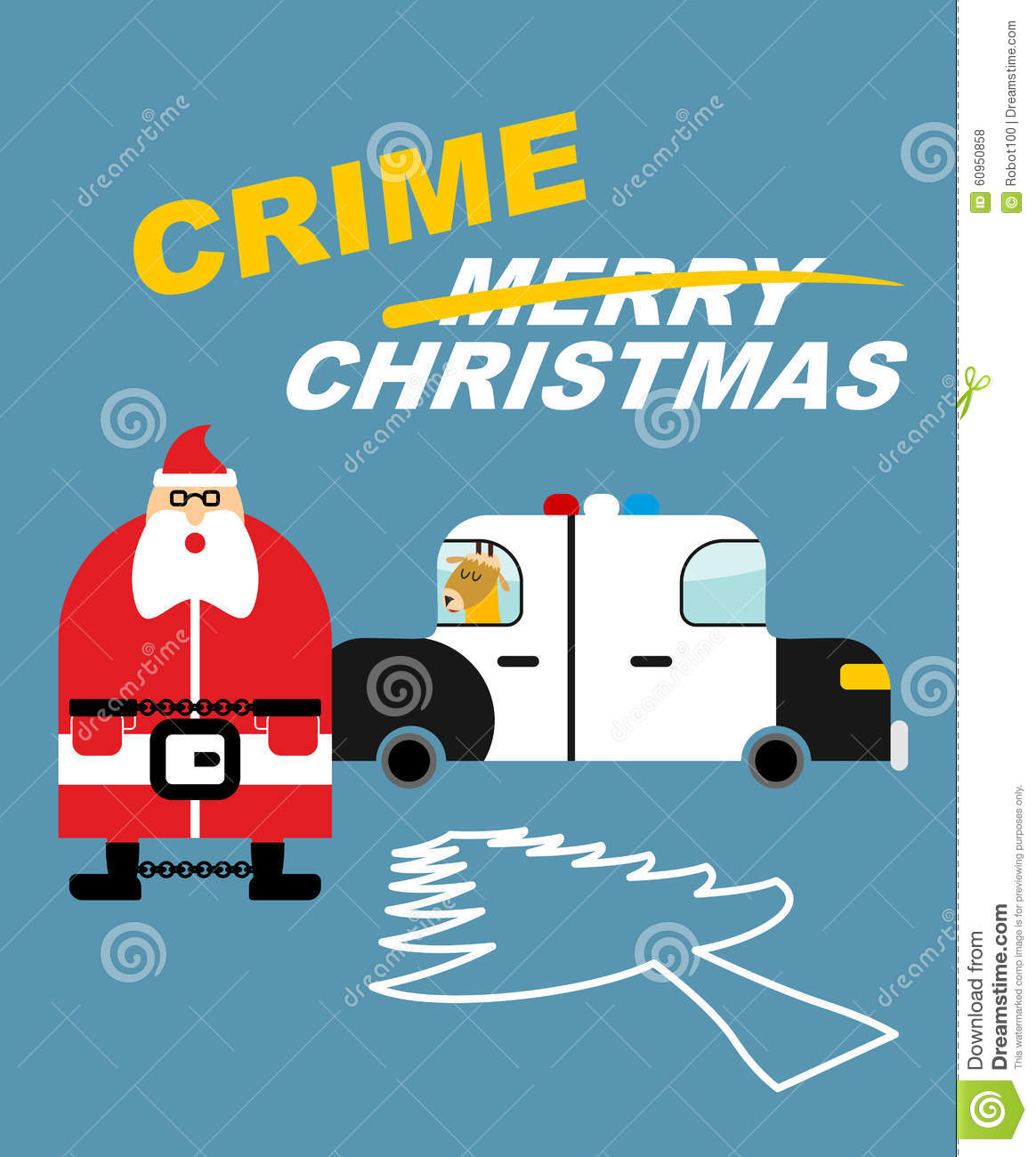 funny police christmas pictures