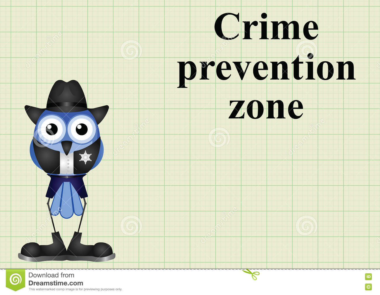 Crime prevention essay