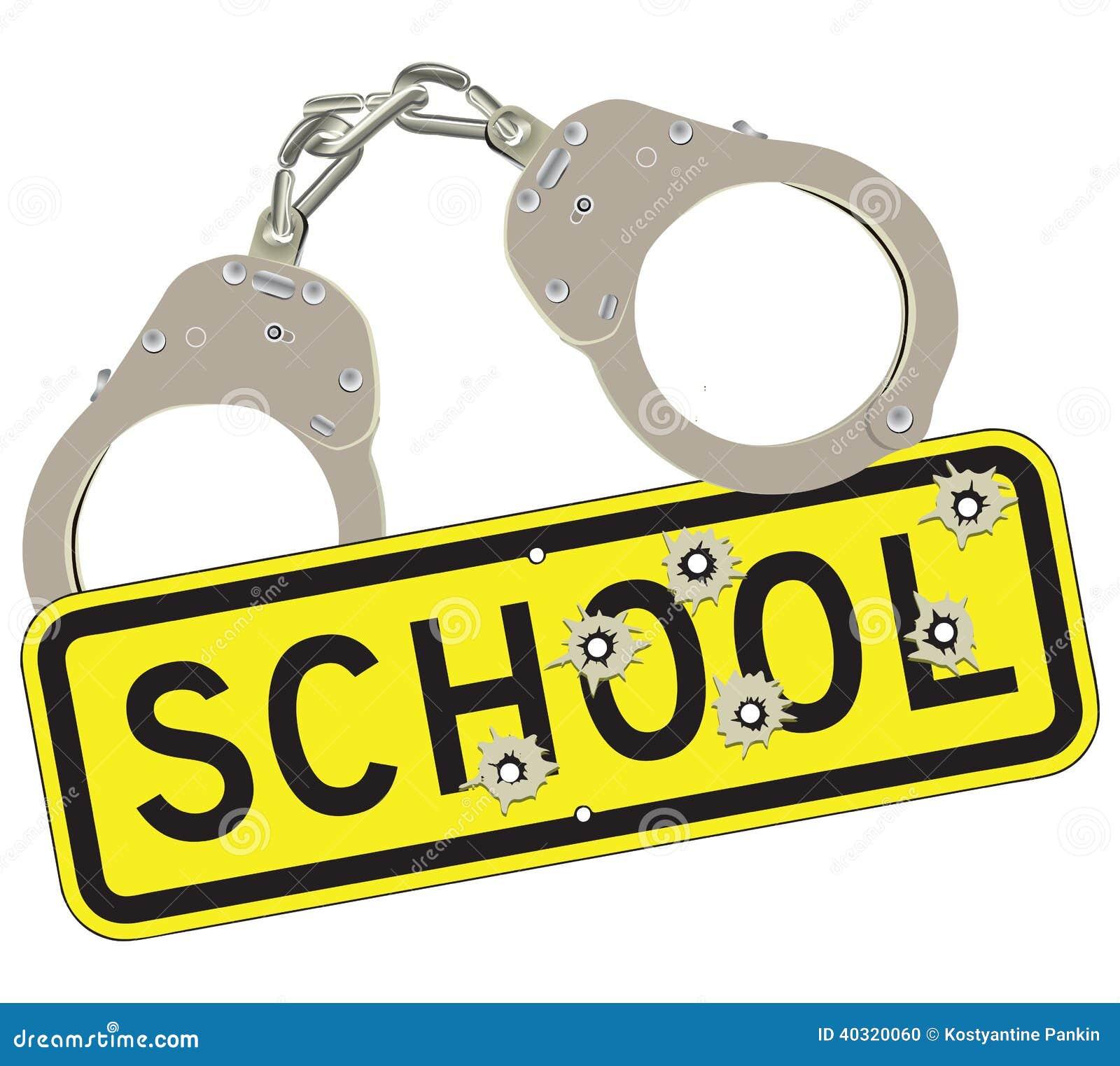 Crime in schools