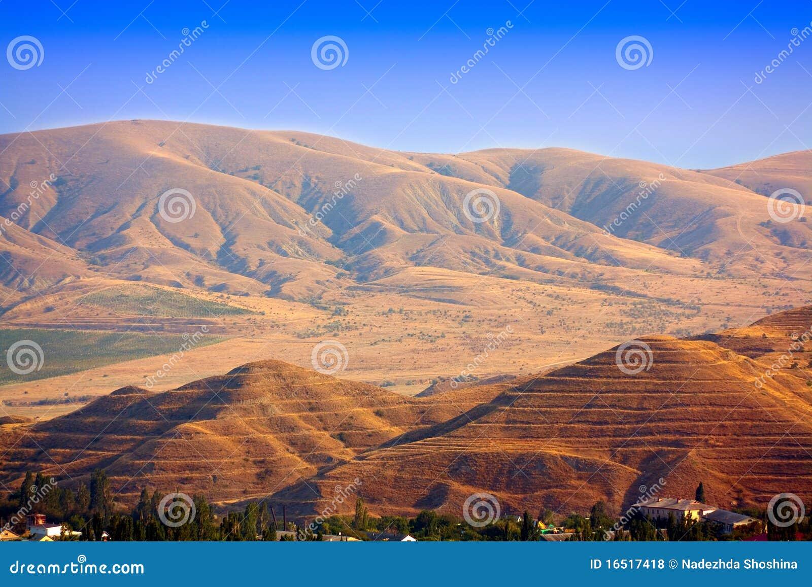 Crimea berg ukraine