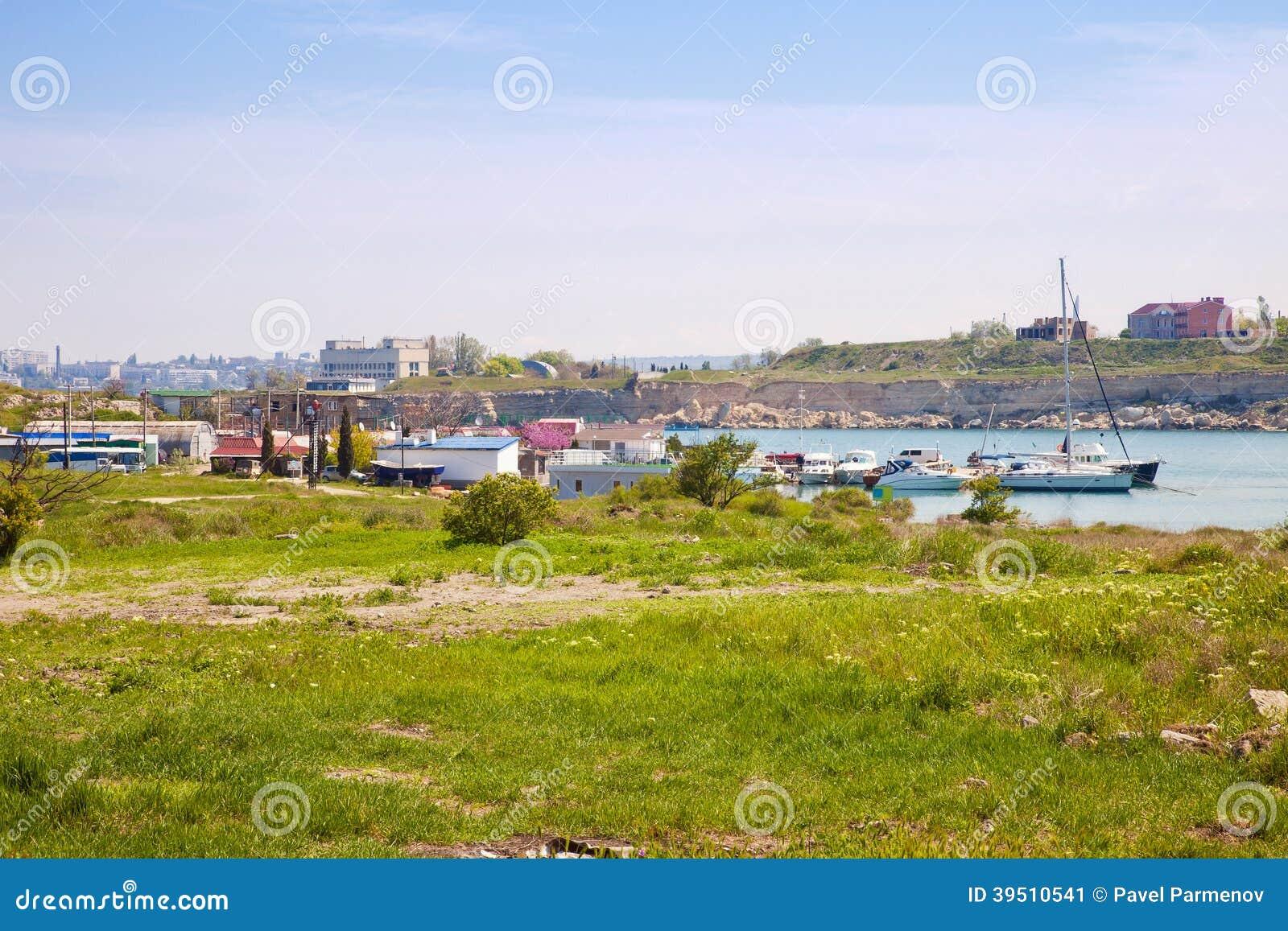 Crimea, Cossack bay