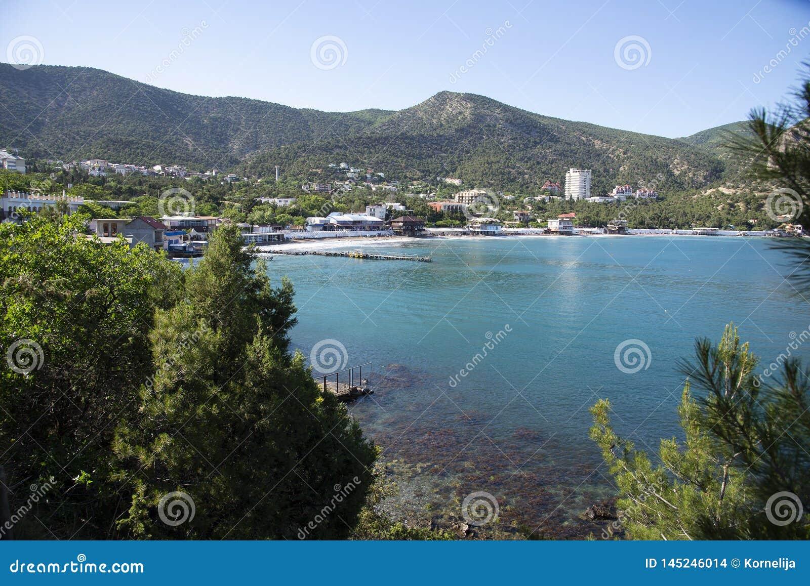 Crimea liggande