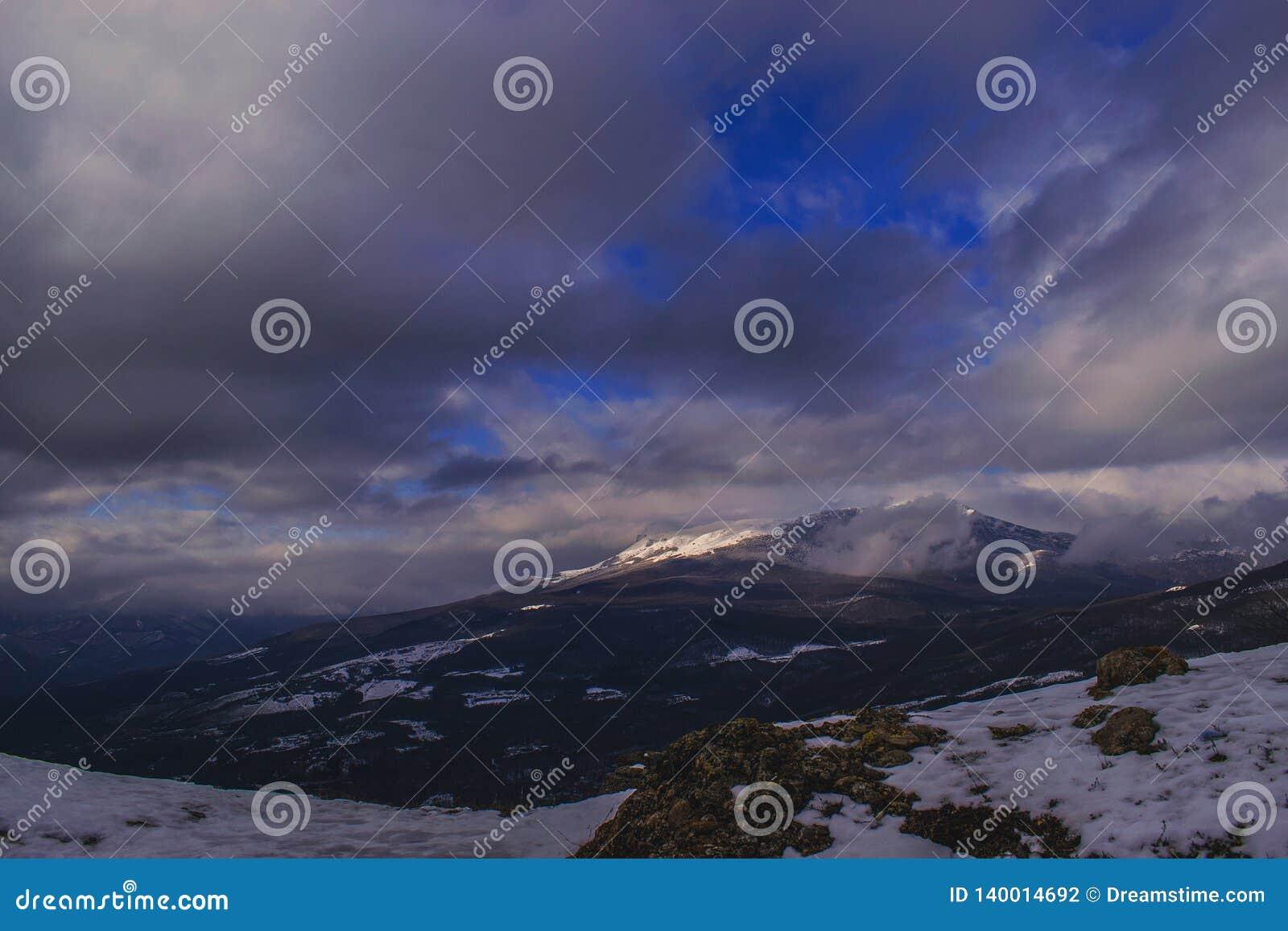 Crimea vinter