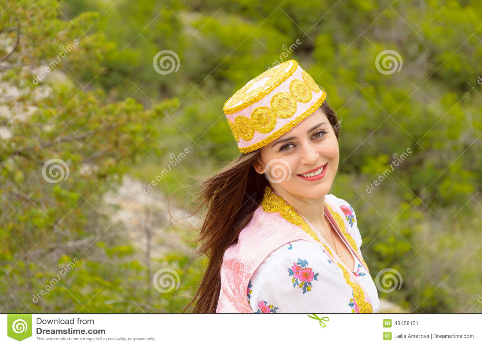 Крымские татары девушки фото