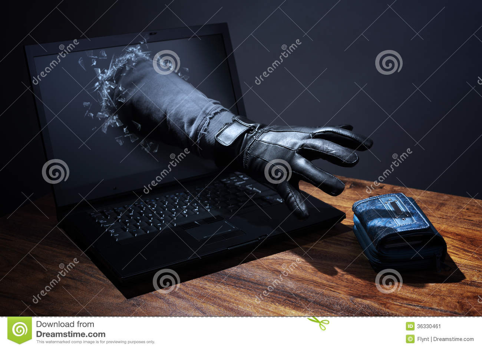 Crimen de Internet y seguridad electrónica de las actividades bancarias