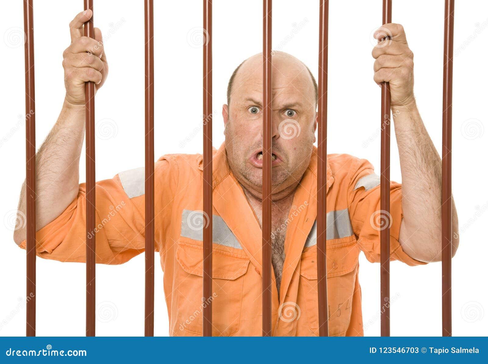 Will Locked up behind bars necessary words
