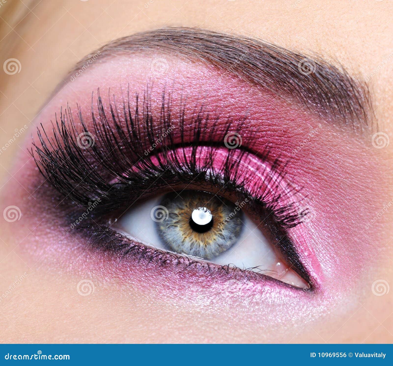 how to make ur eyelashes long