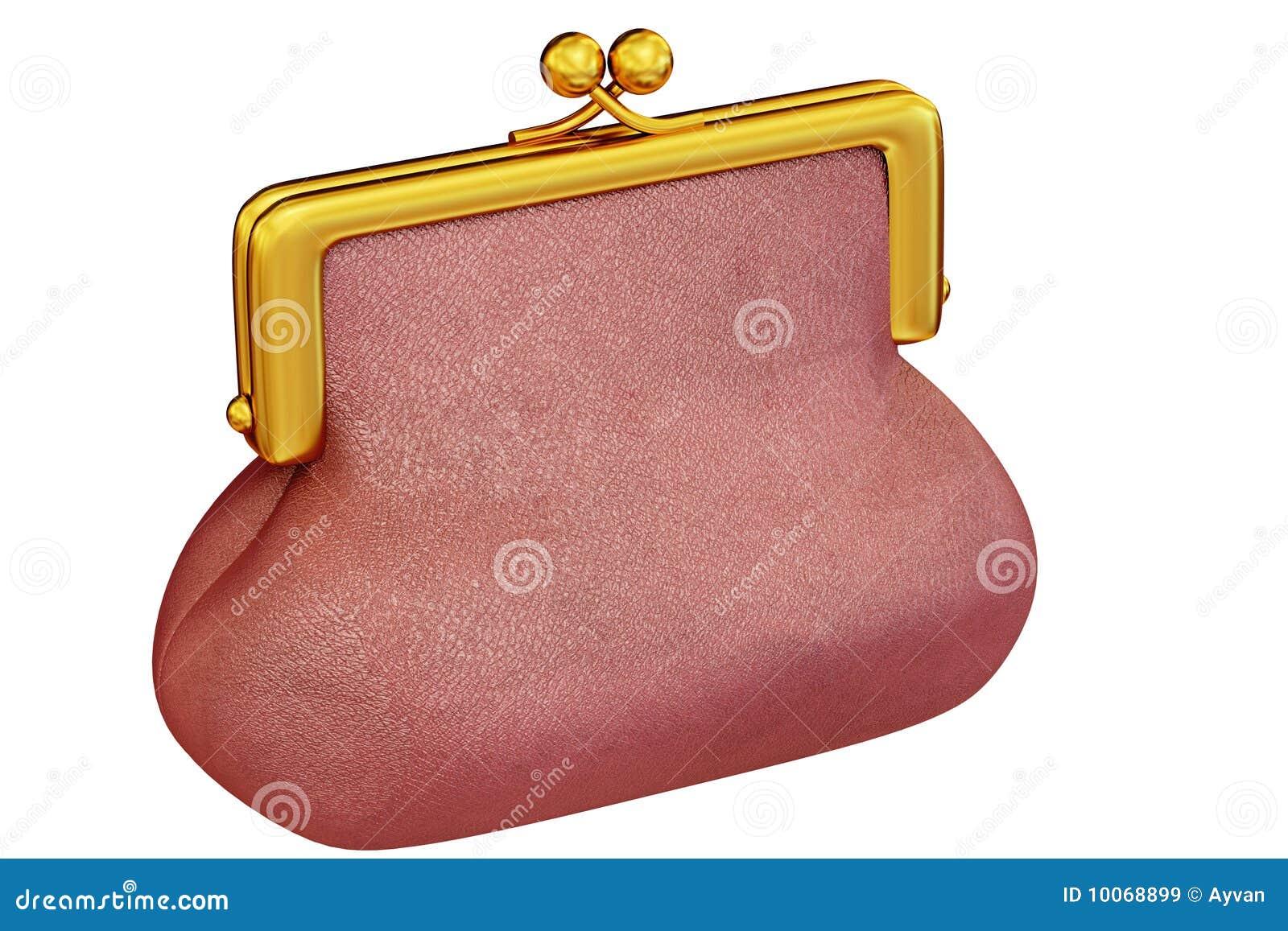 Crimson handväska