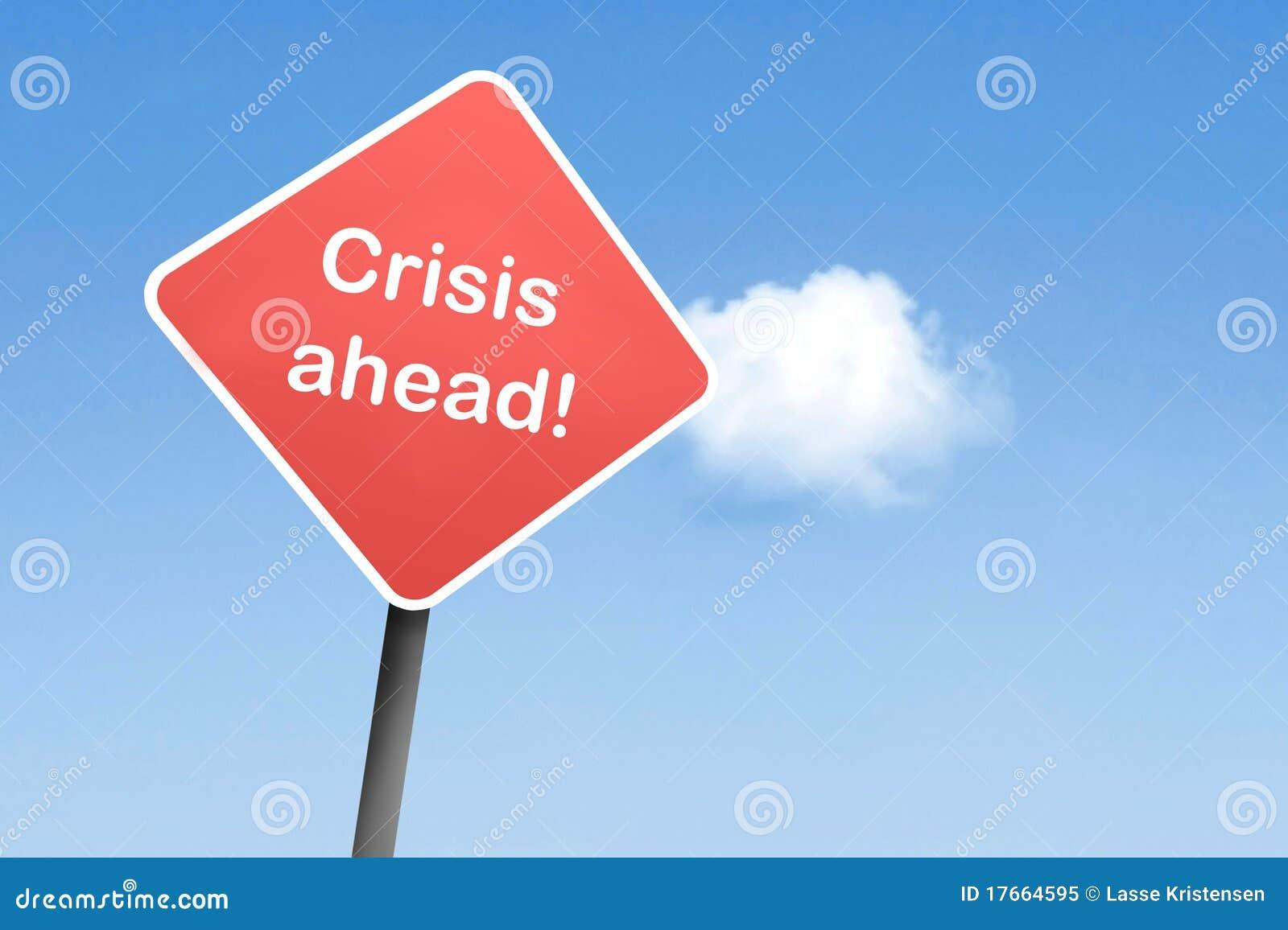 Crise adiante