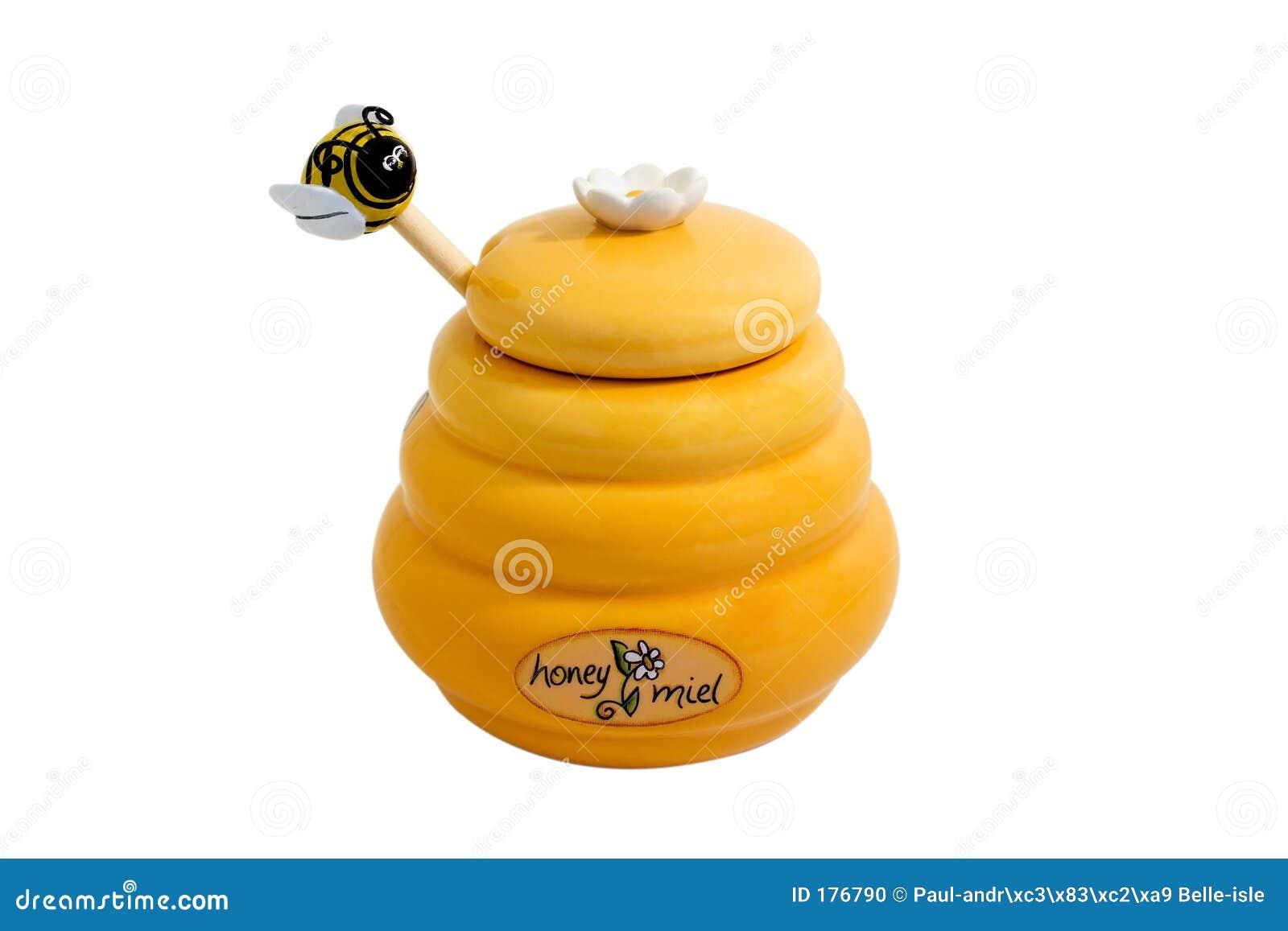 Crisol de la miel