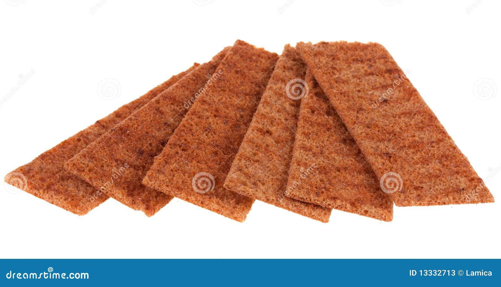 Crispbread cienki