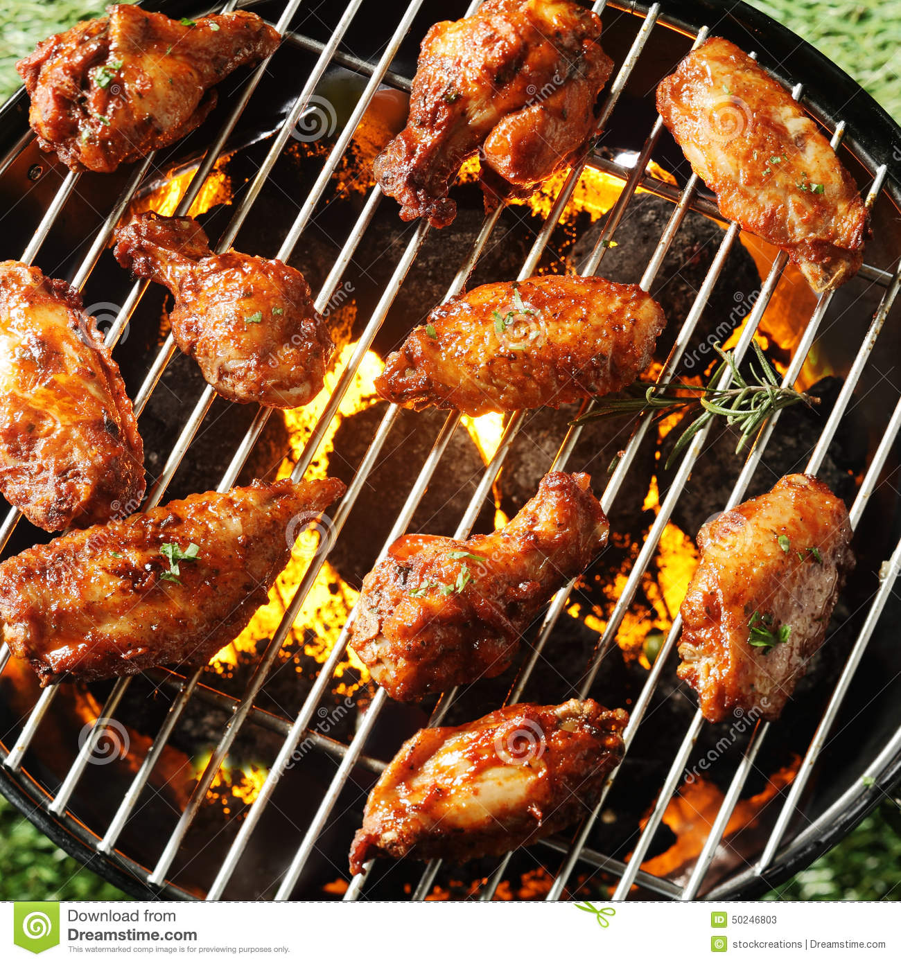 how to bbq fish pieces