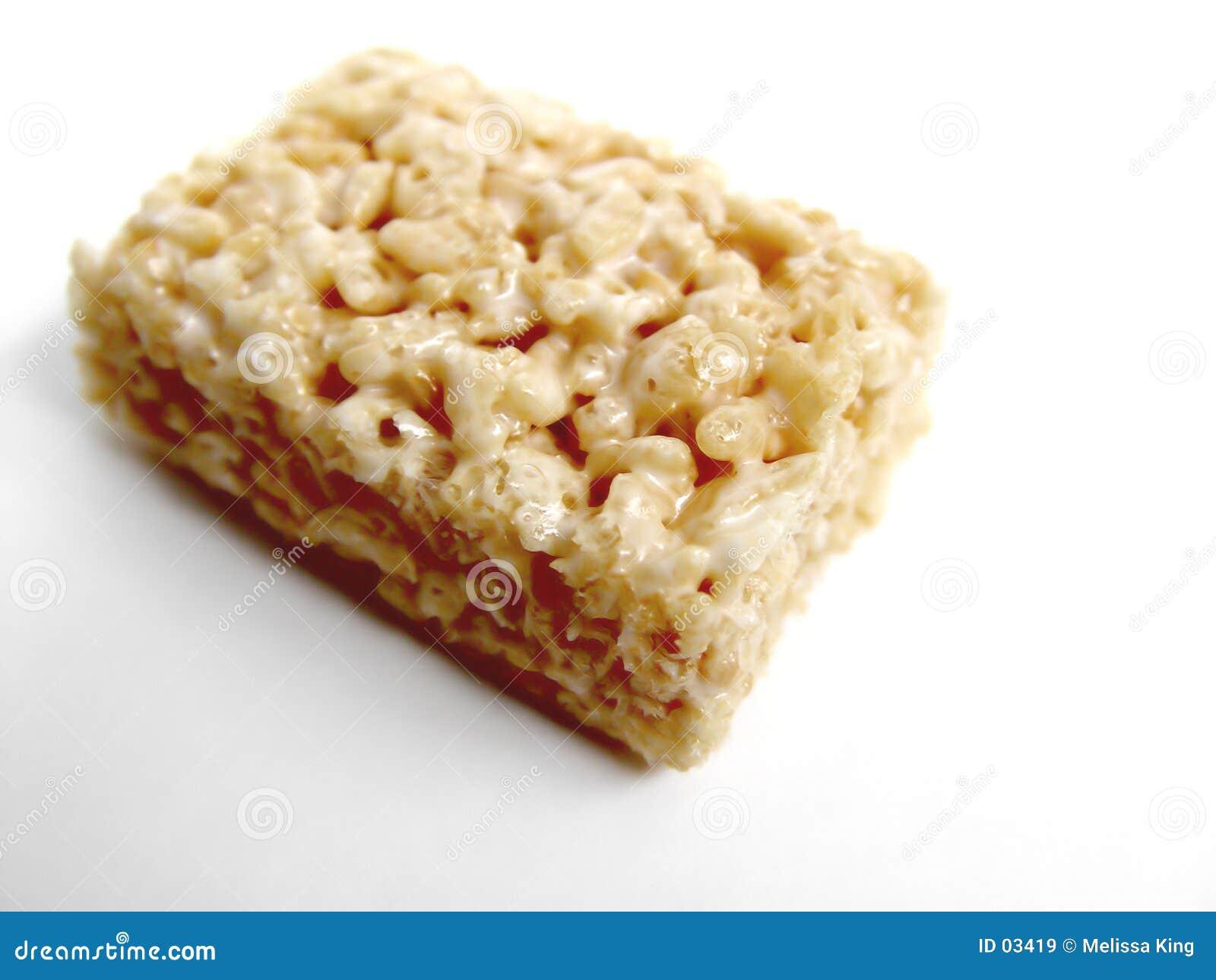 Crispy ricefyrkant