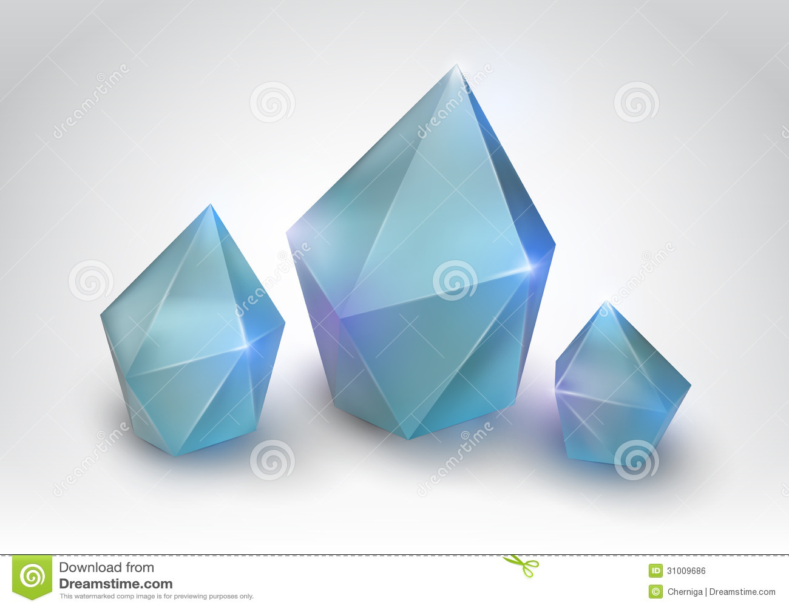 Cristais de quartzo