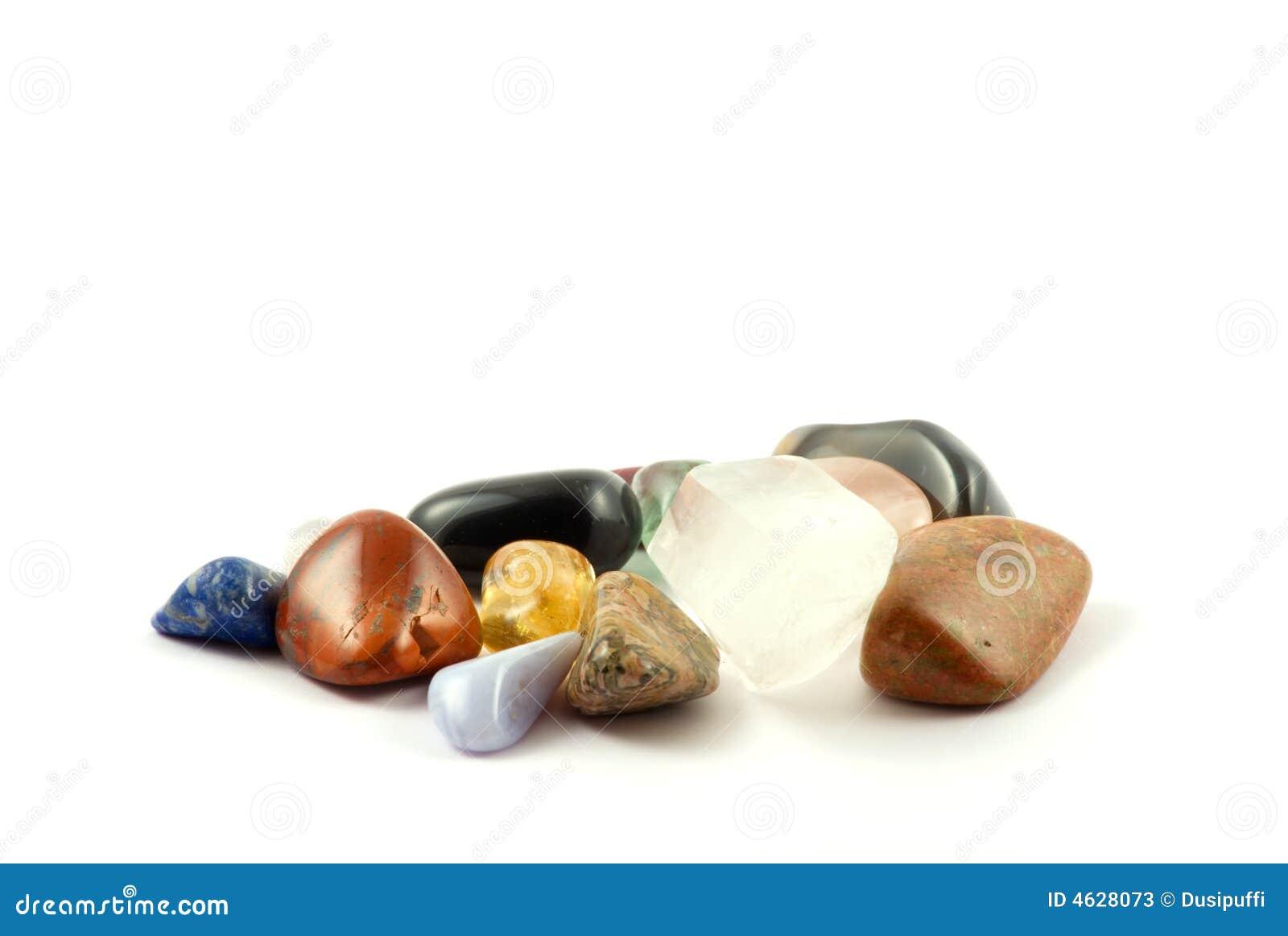 Cristais de rocha