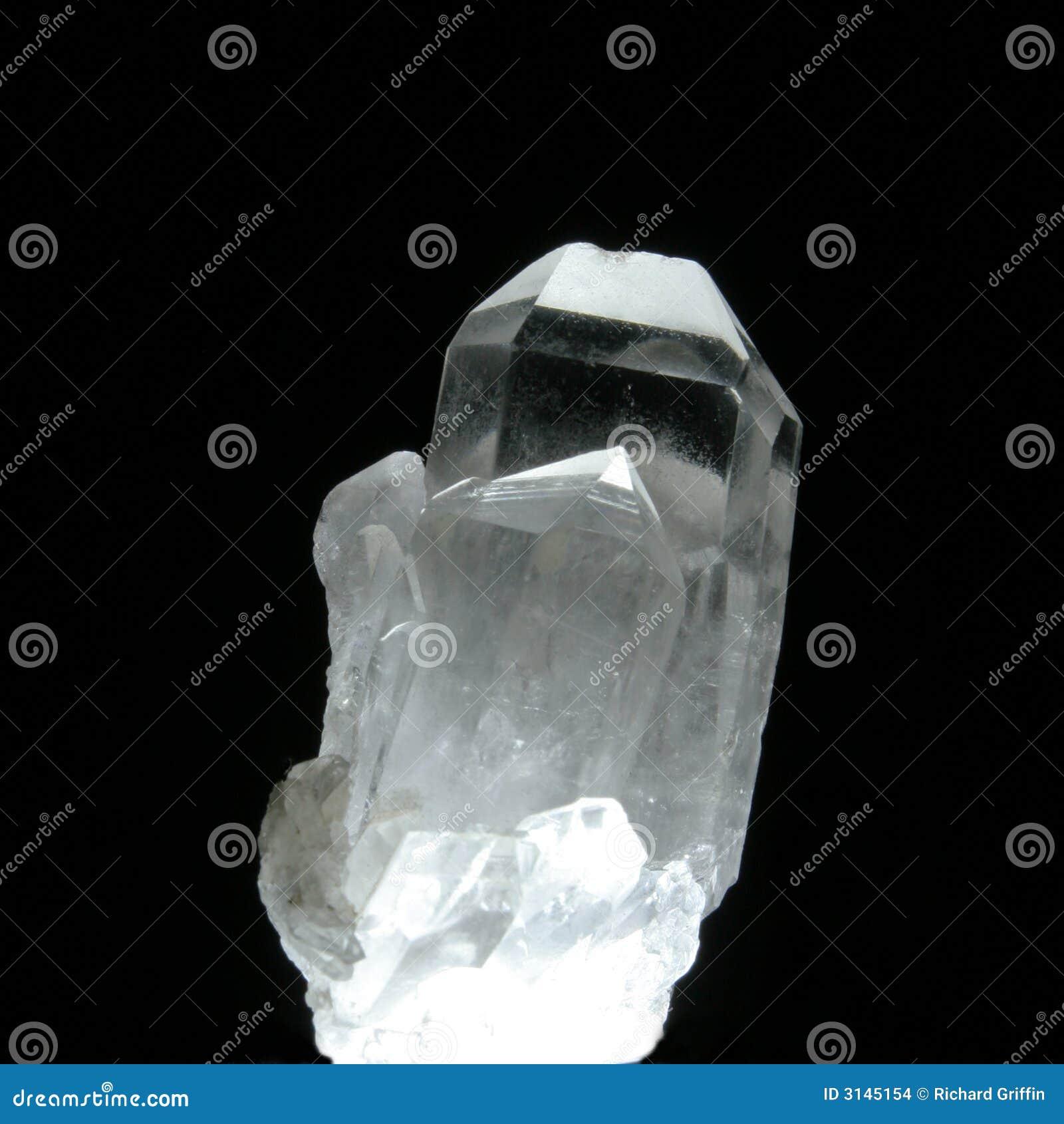Cristal de cuarzo