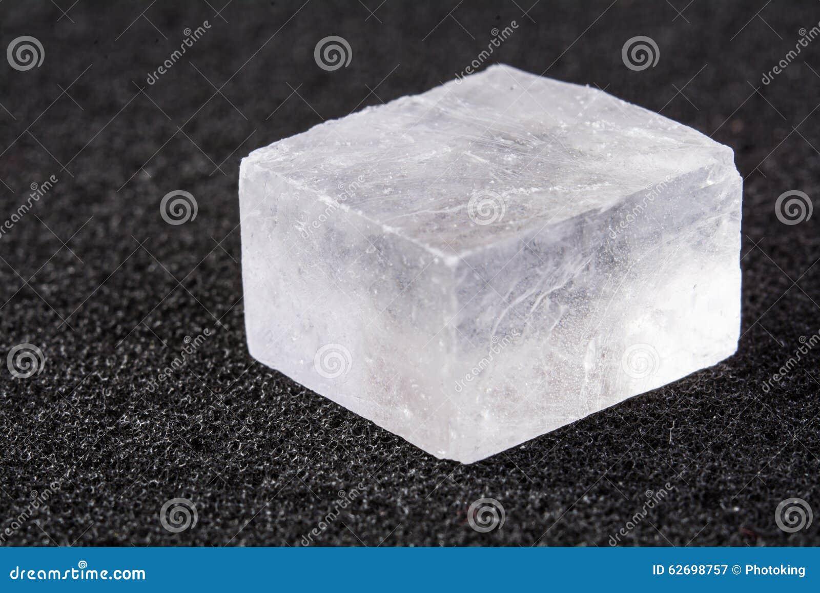Cristal de la sal