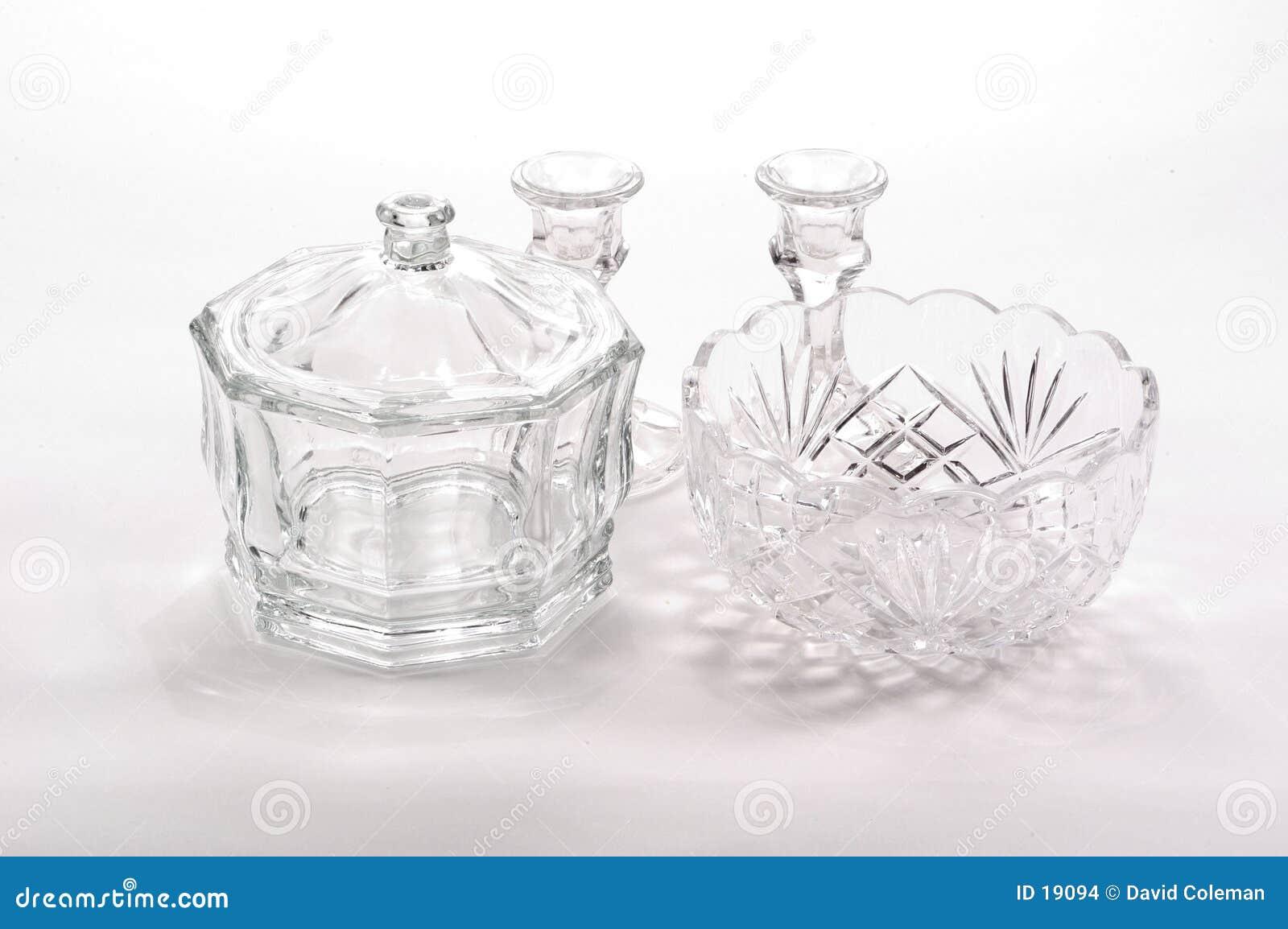 Cristal de terminal de componente