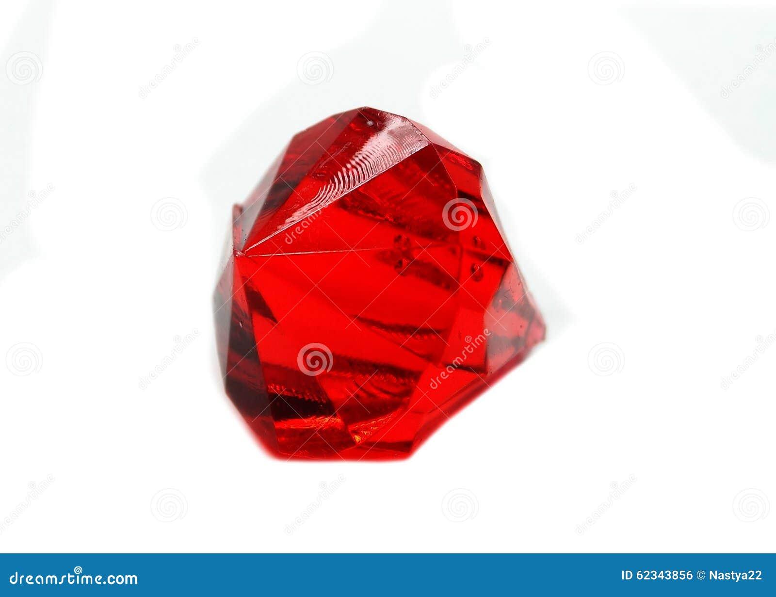 Resultado de imagen de cristales rojos