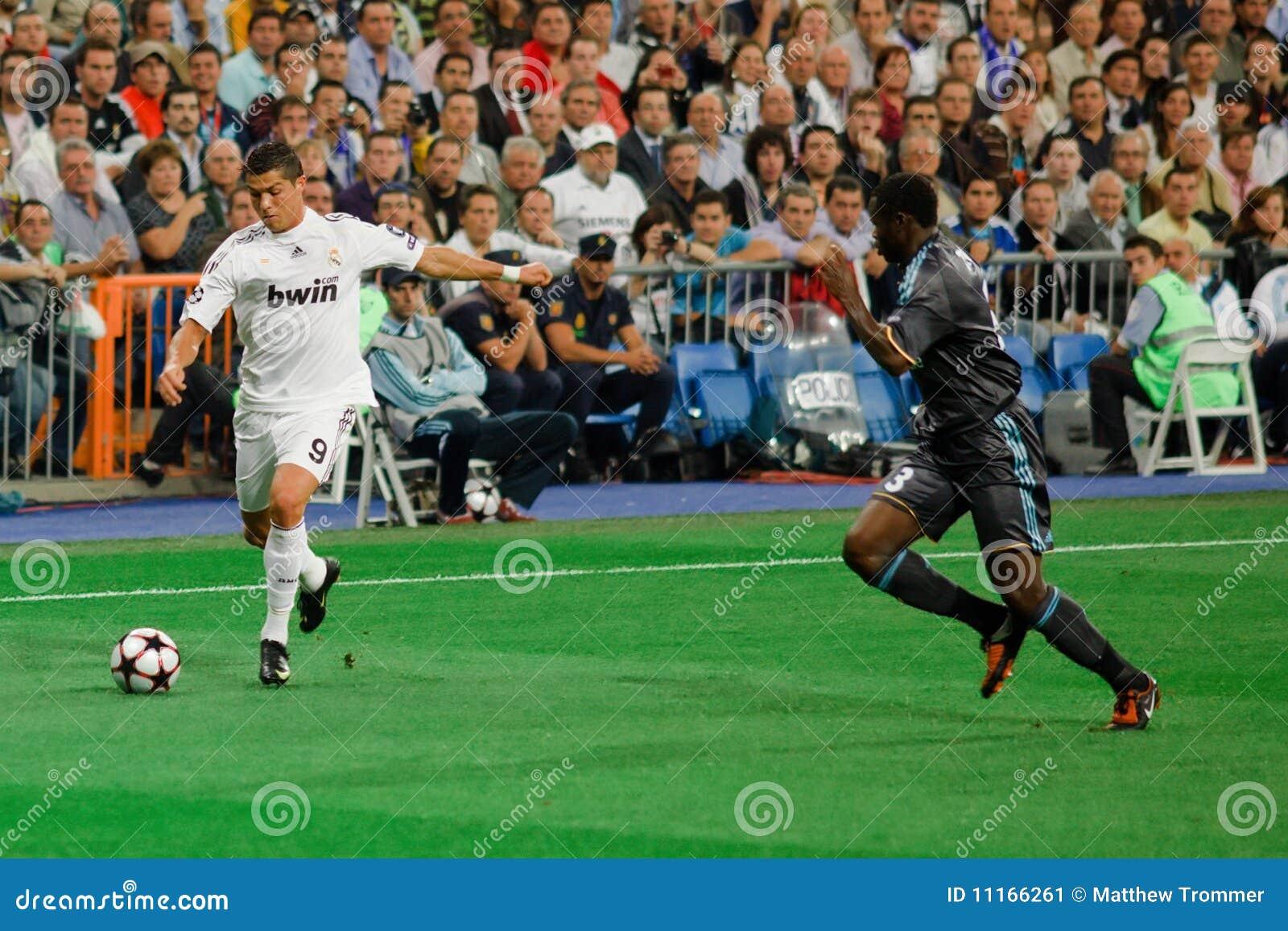 Cristiano Ronaldo contre Marseille