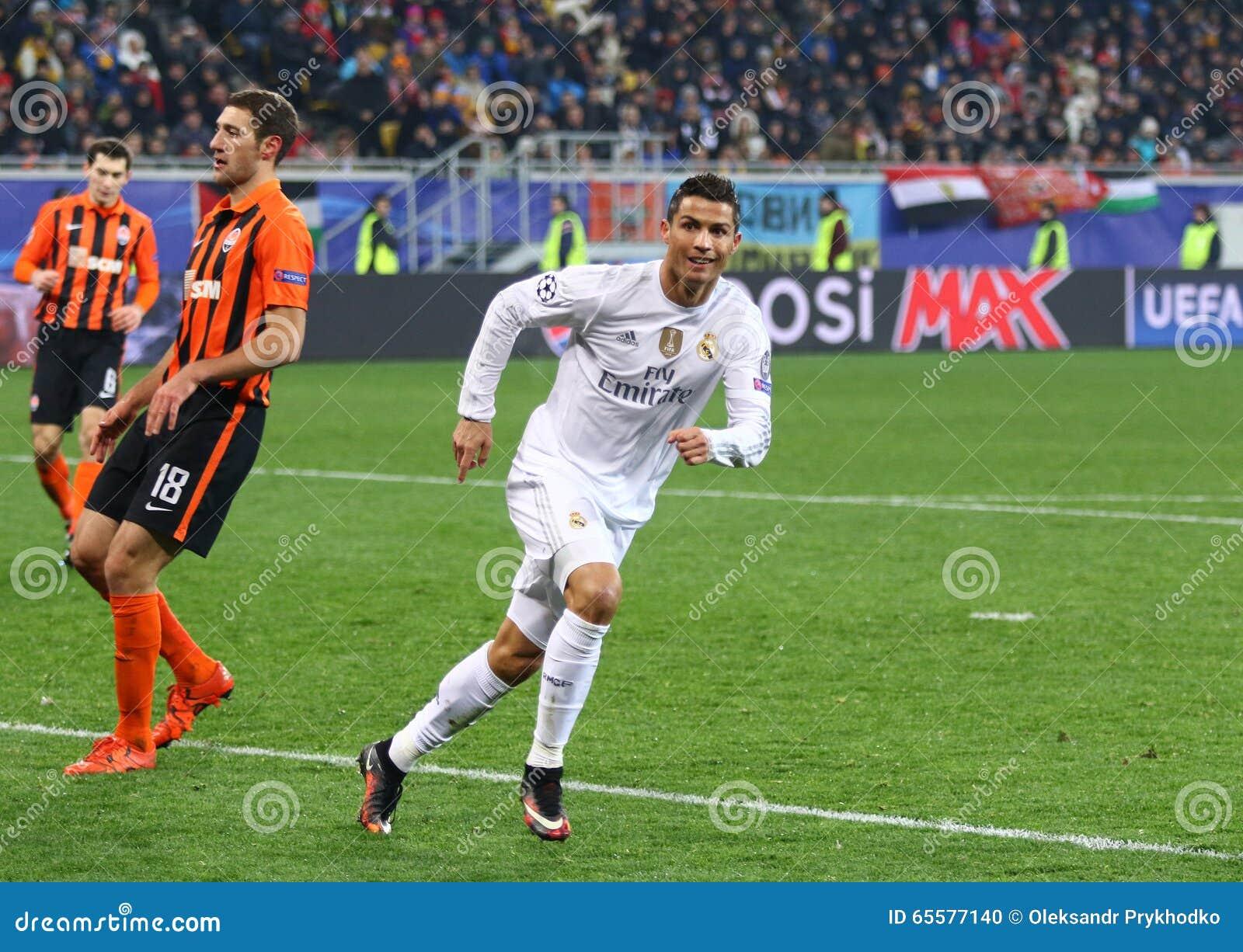 Cristiano Ronaldo de Real Madrid
