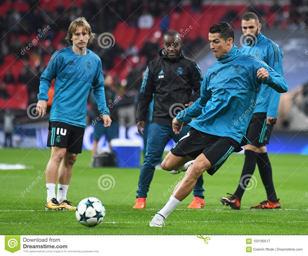 cristiano ronaldo editorial photography image of football 103190517