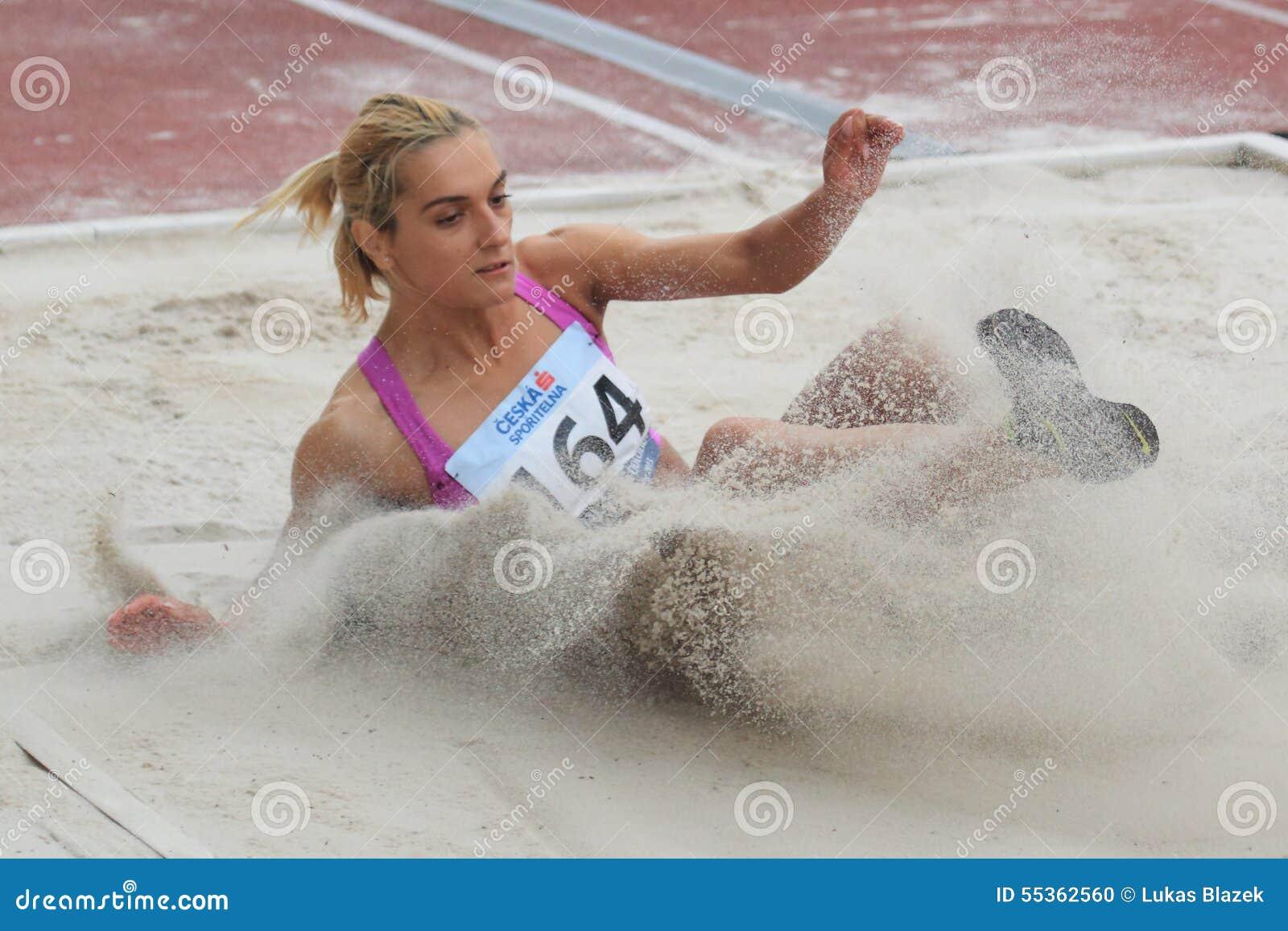 Cristina Sandu - salto triplo
