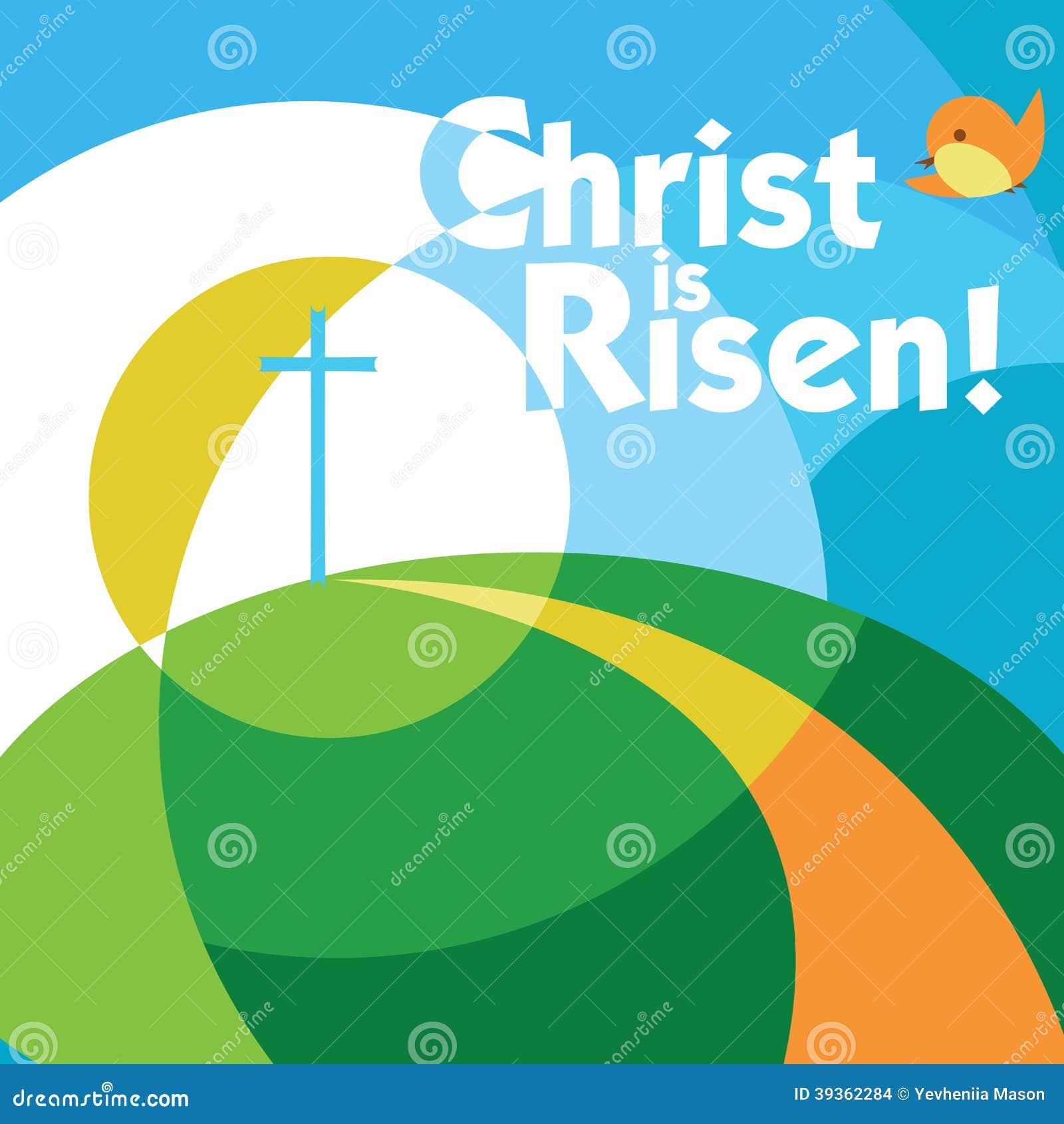Cristo è aumentato