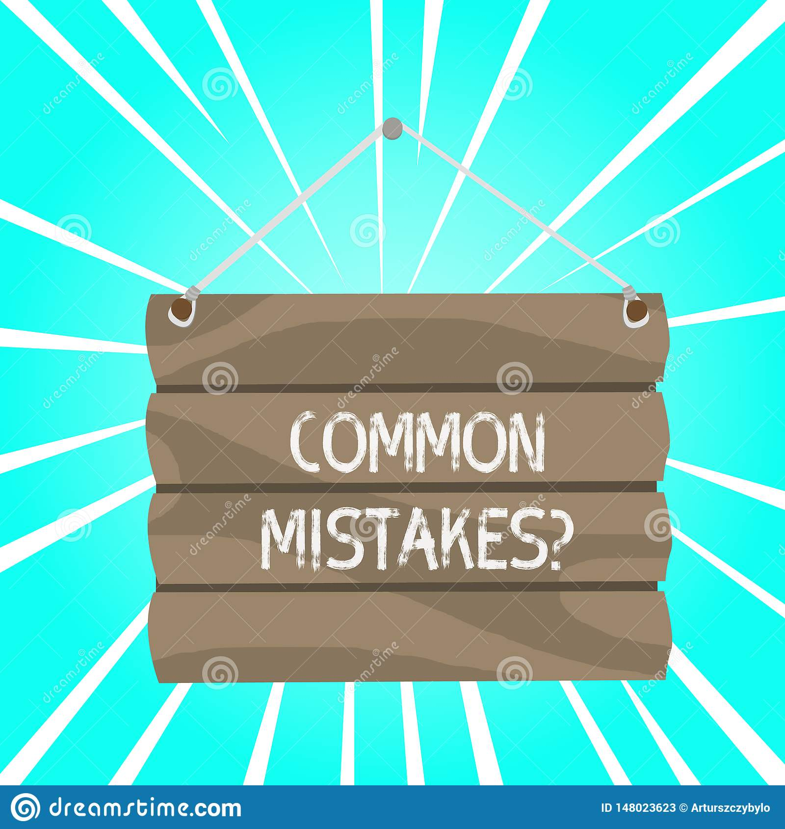 ?crivant ? apparence de note la question d erreurs communes L acte ou le jugement de pr?sentation de r?p?tition de photo d affair