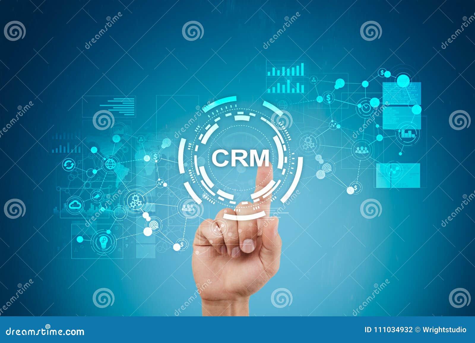 CRM Het concept van het klantrelatiebeheer De klantendienst en verhouding
