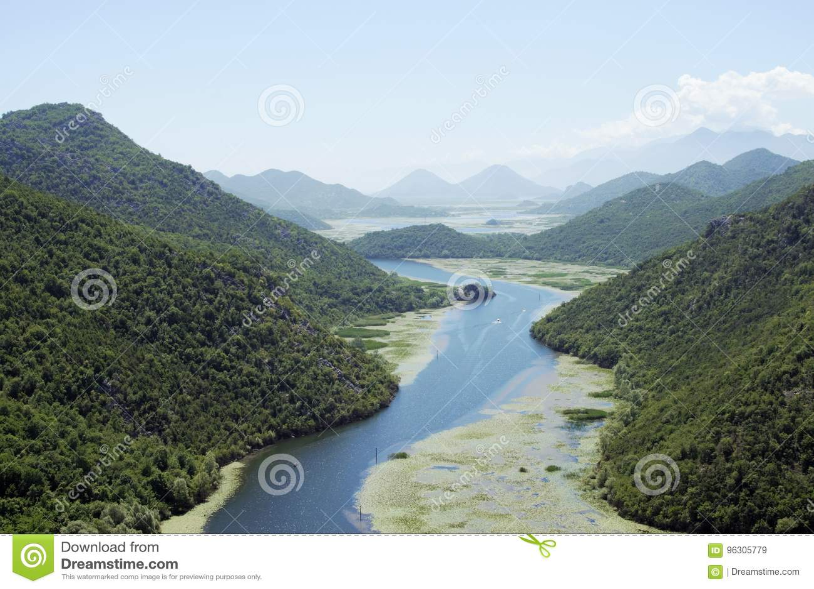 Crnojevica montenegro rijeka