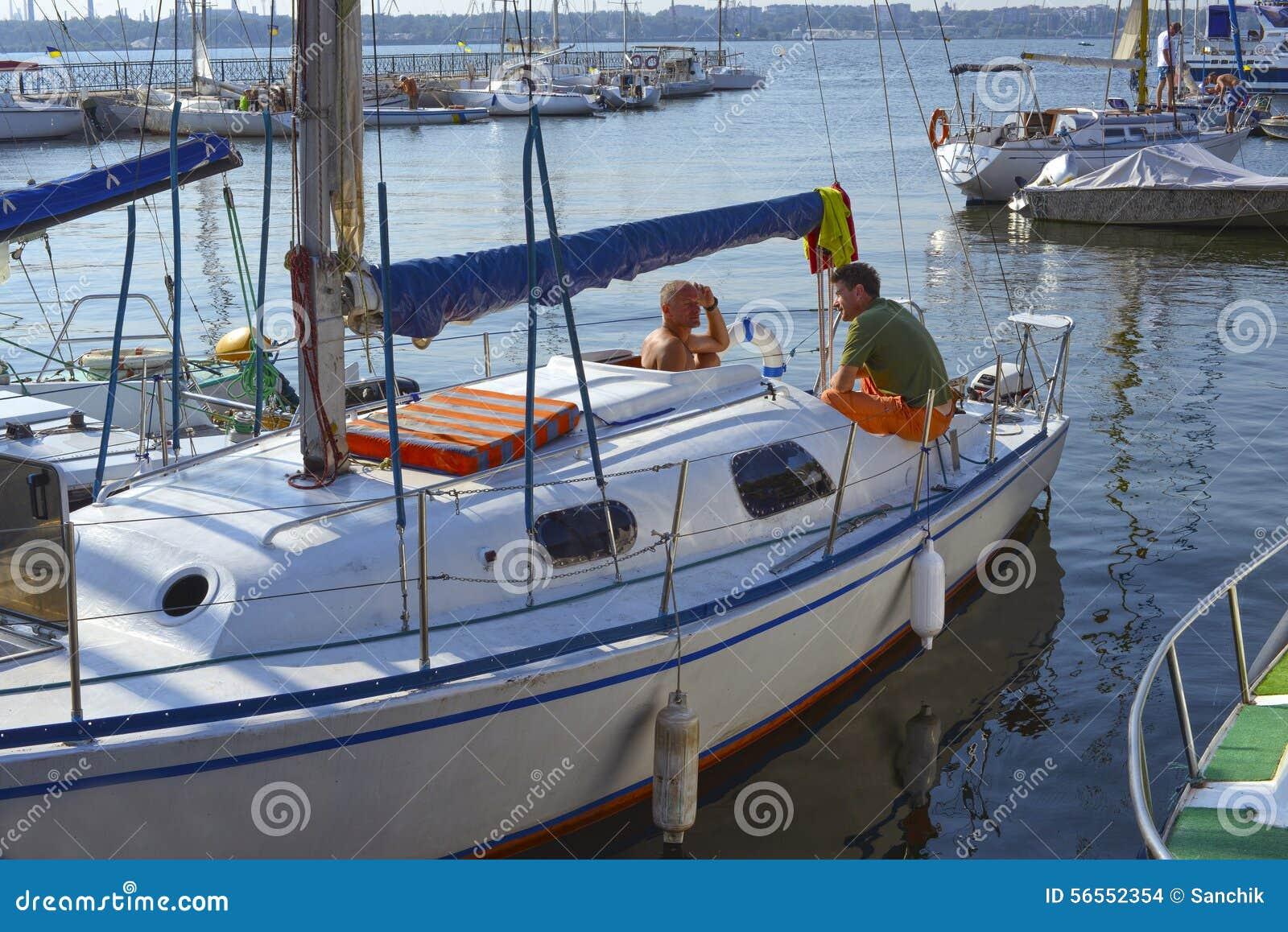 Download Croatia Dalmatian Marina Morning Εκδοτική Στοκ Εικόνα - εικόνα από γιοτ, πρωί: 56552354