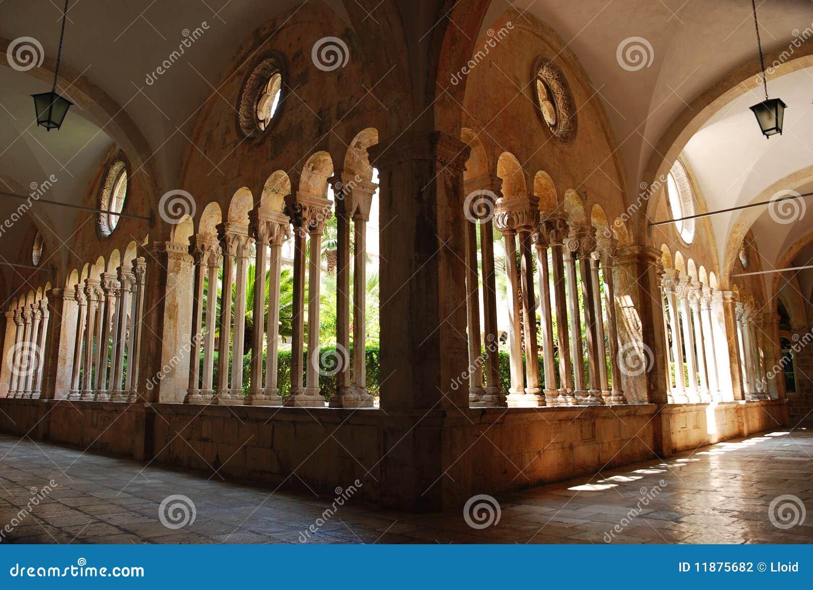 Croatia dubrovnik franciscankloster