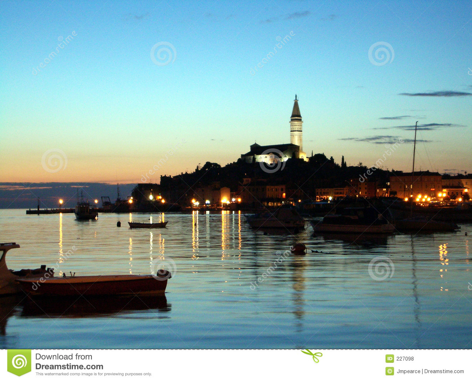 Croatia hamnrovinj