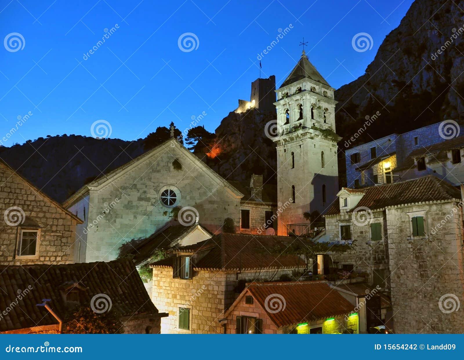 Croatia - old town Omis